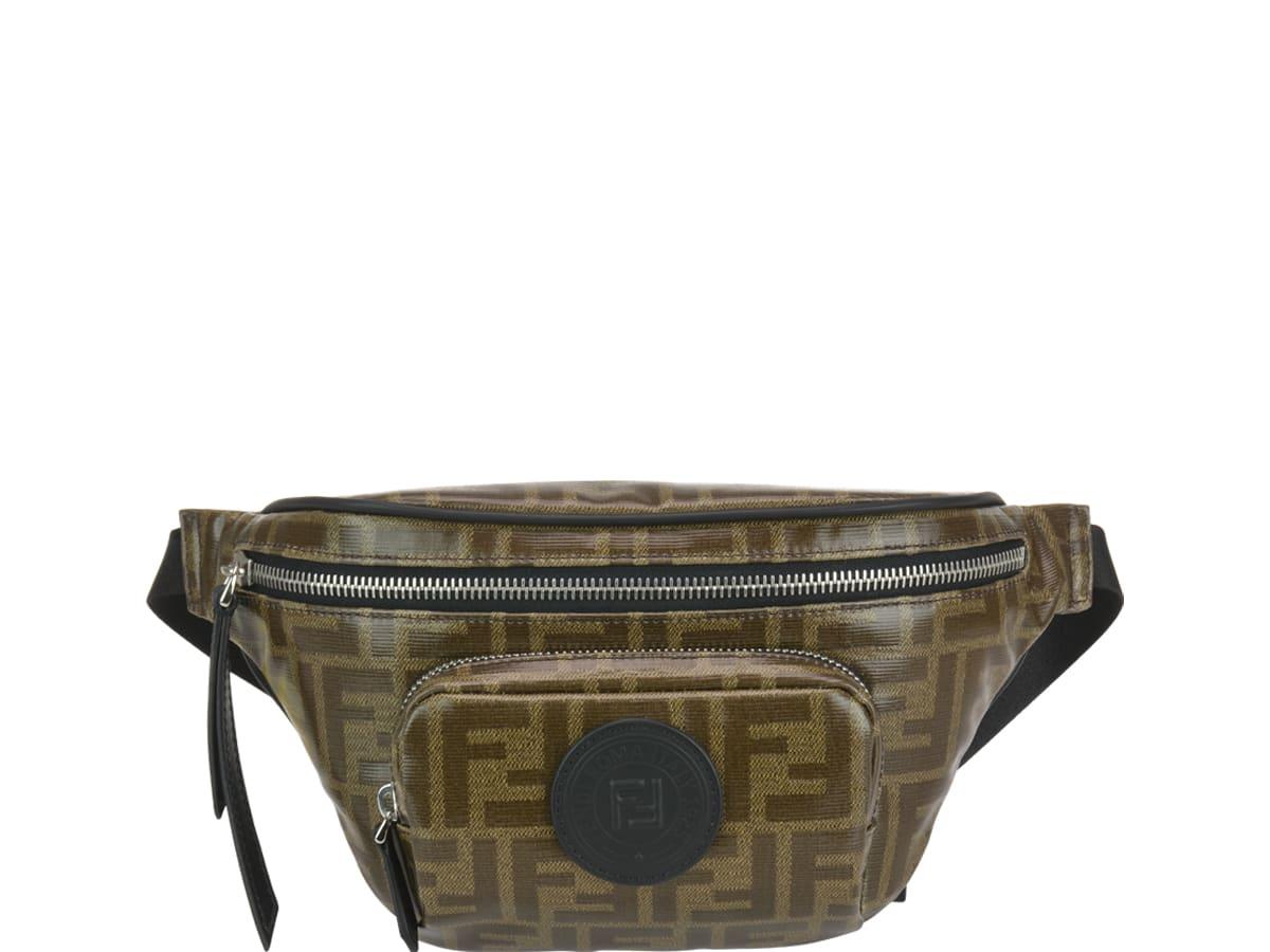 13034352 Fendi Ff Belt Bag