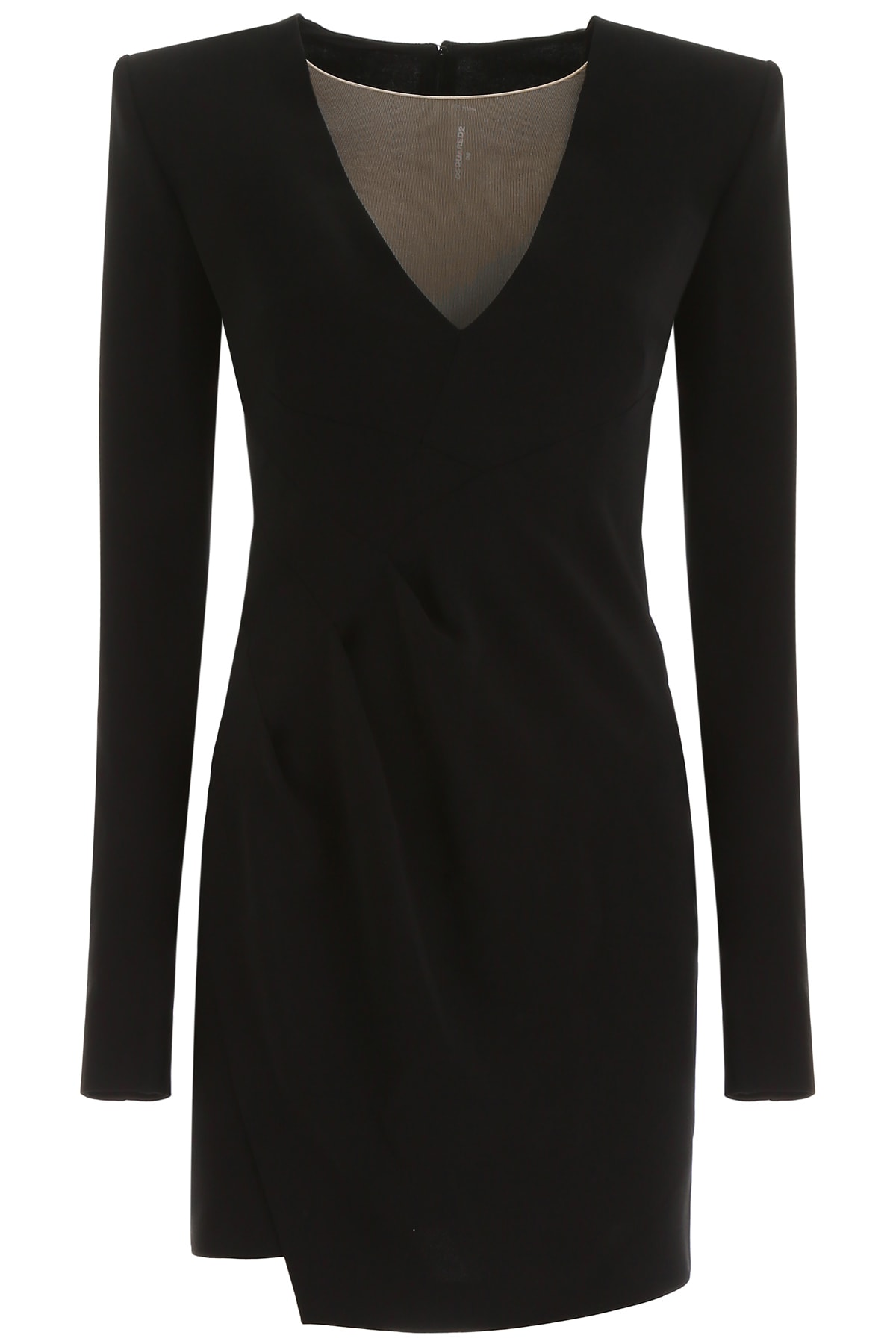 Dsquared2 Mini Dress With V Neck