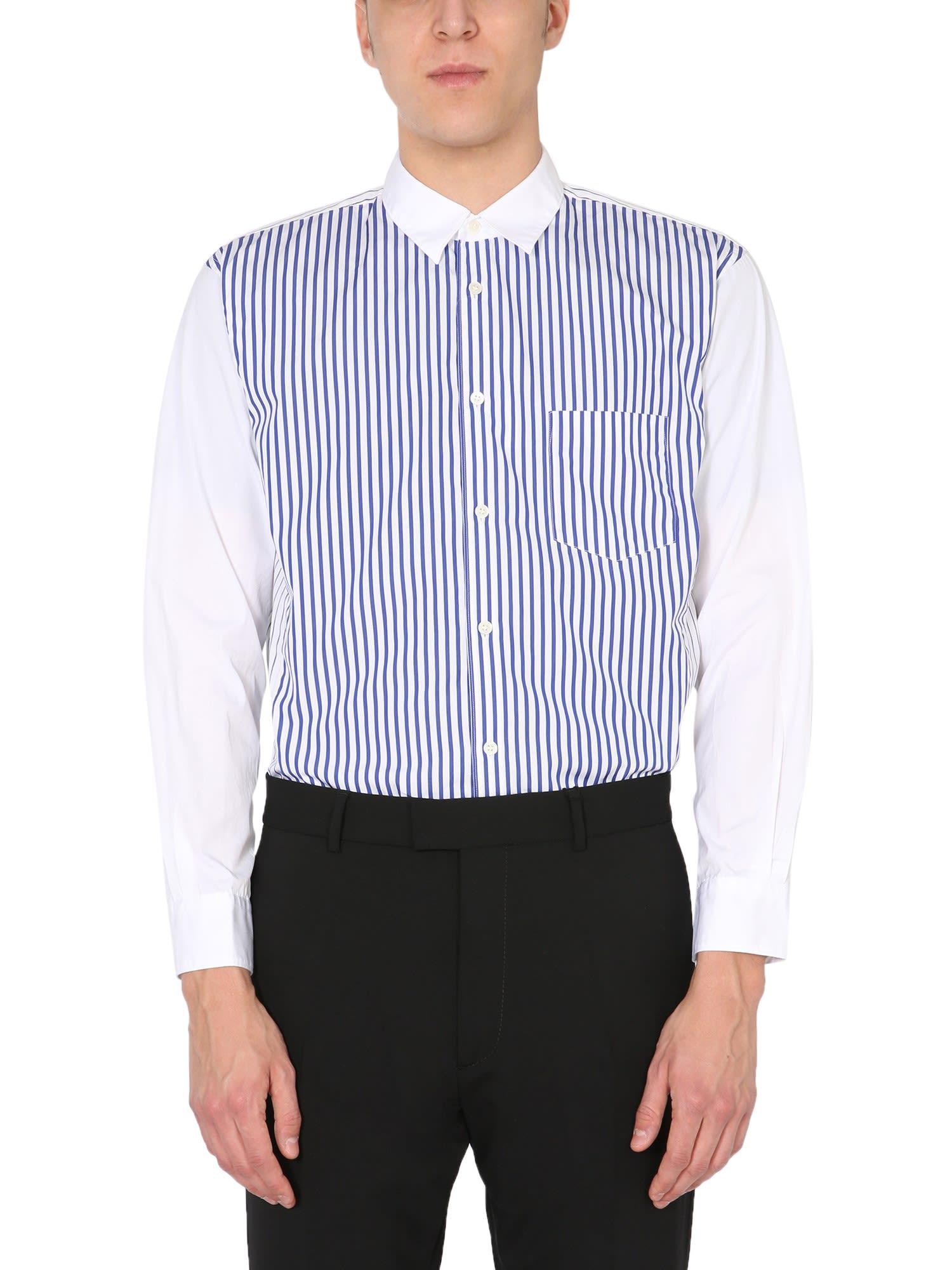 Comme Des Garçons Shirt Cottons COTTON POPLIN SHIRT