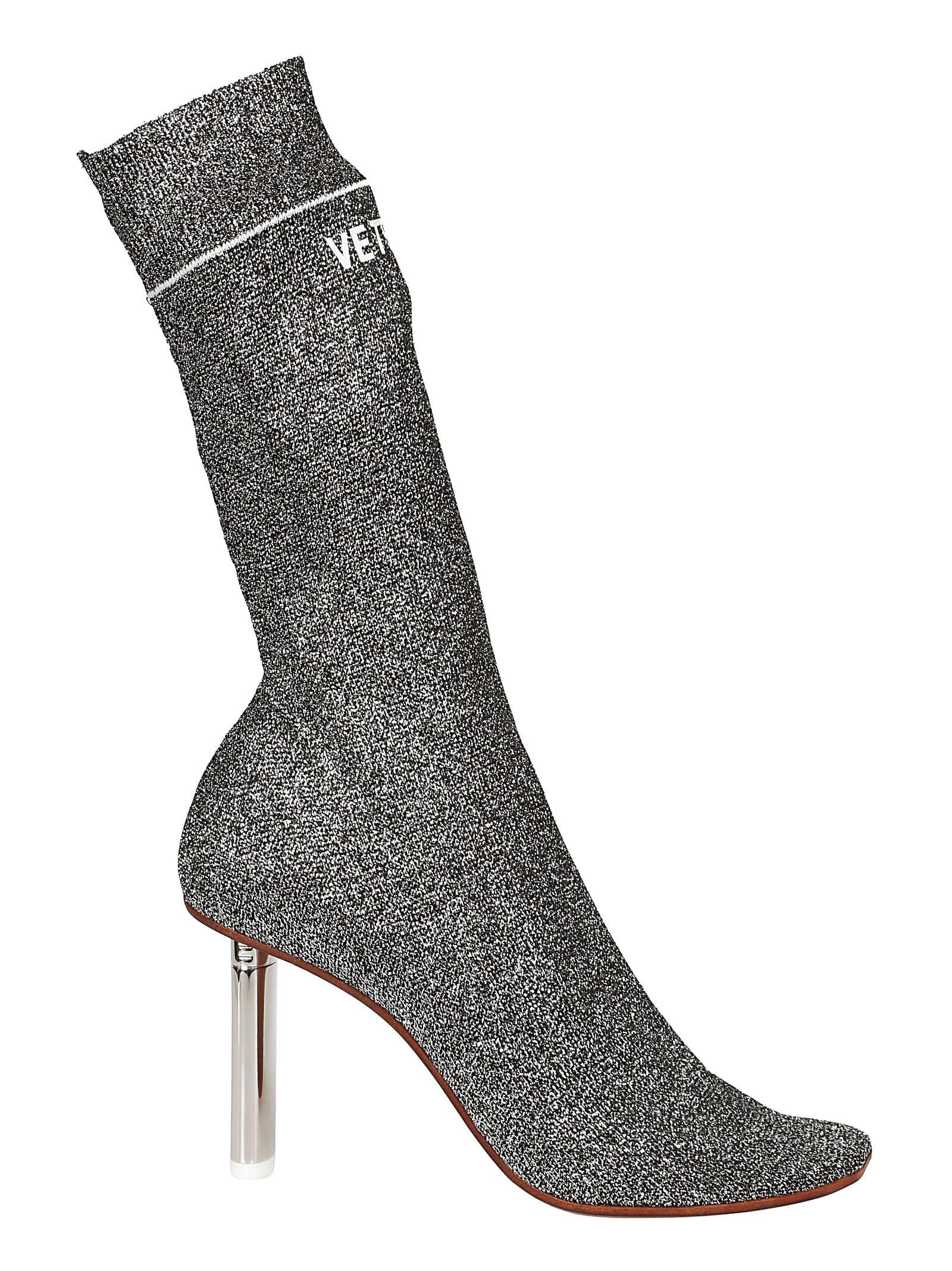 VETEMENTS VETEMENTS Sock Ankle Boots
