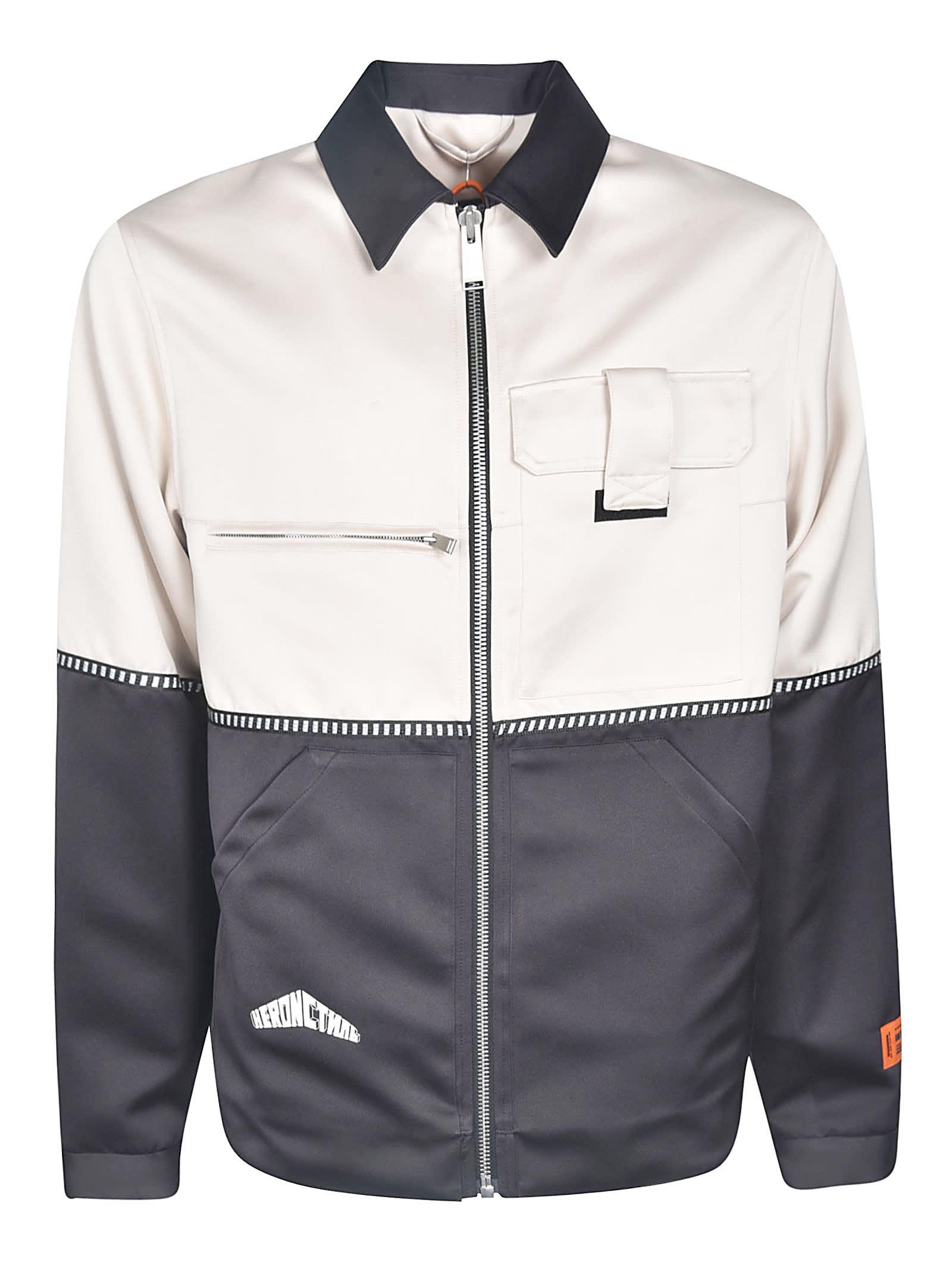 HERON PRESTON Mikado Worker Jacket