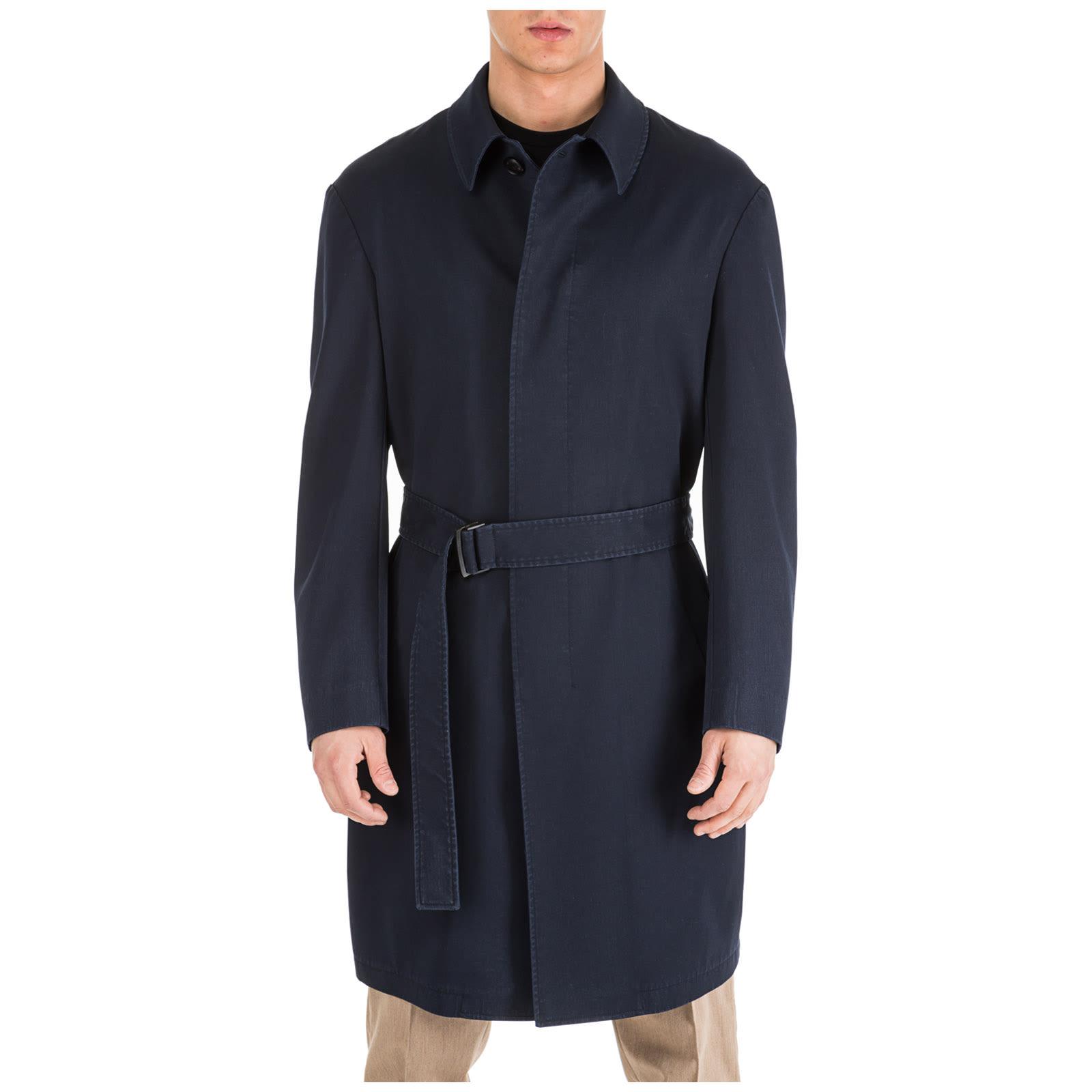 Emporio Armani Sicily Coats