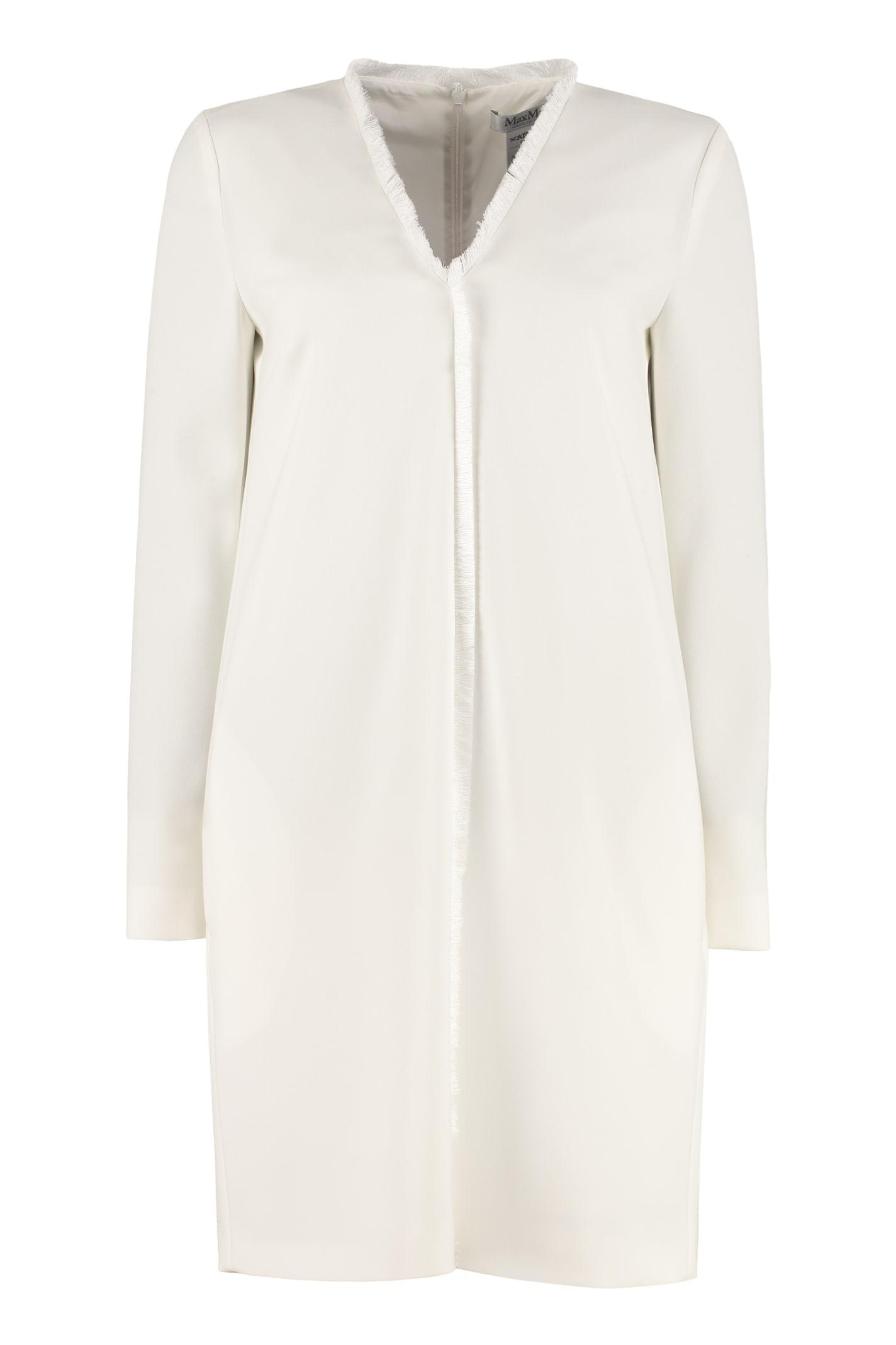 Buy Max Mara Candela Sheath Dress online, shop Max Mara with free shipping