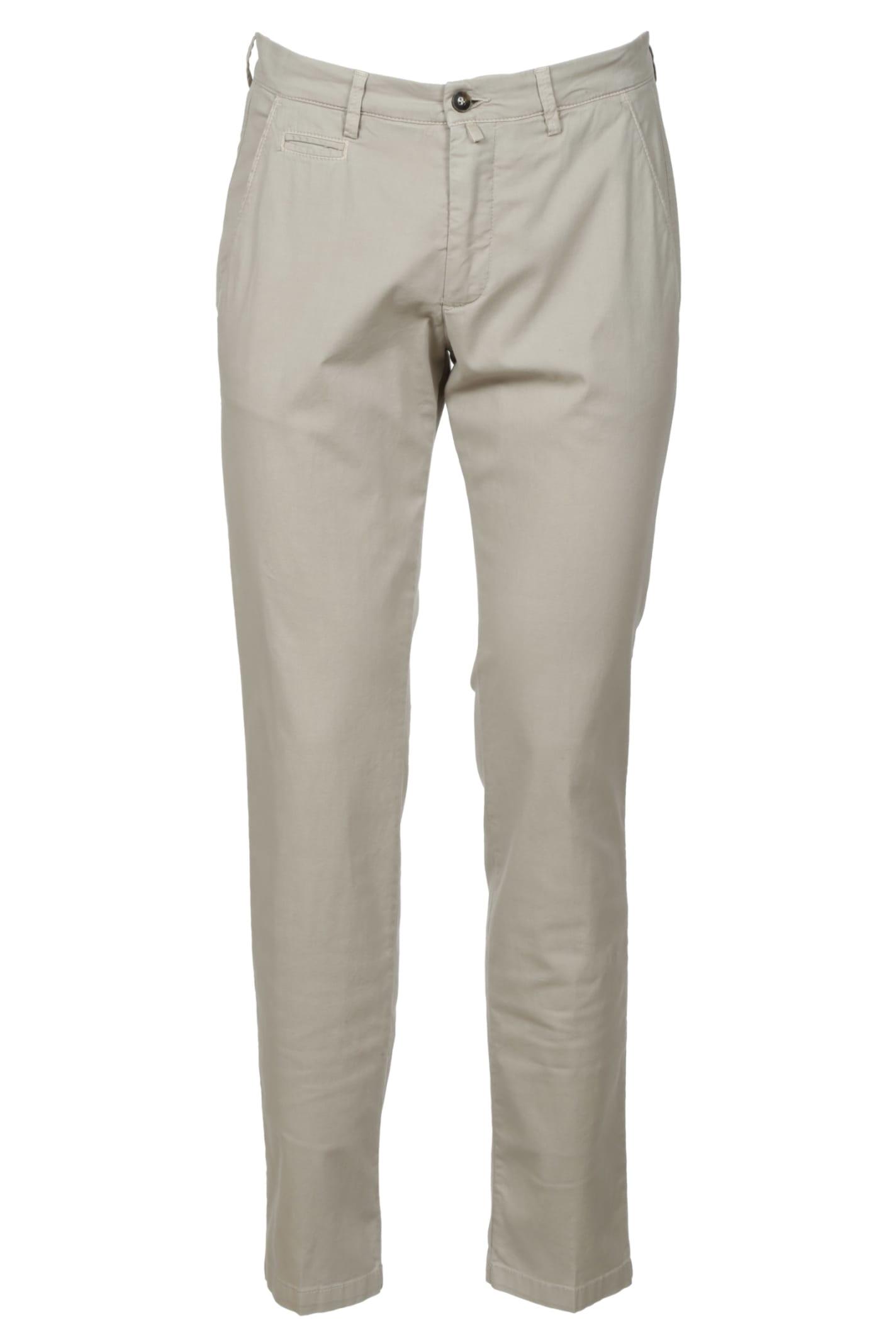1949 Regular Fit Plain Trousers