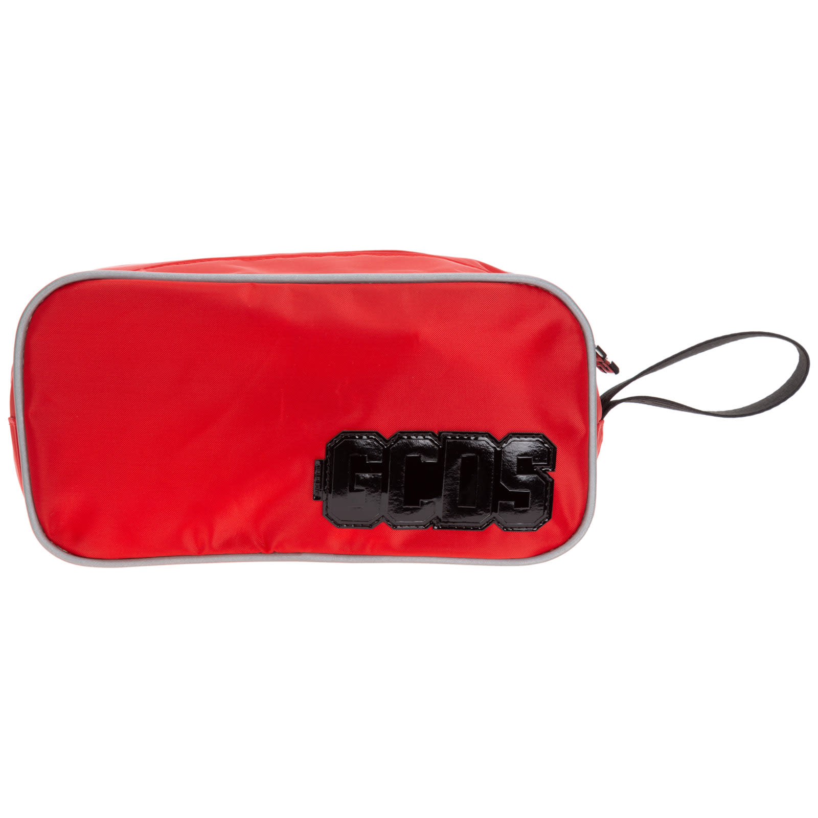 Gcds Bright Red Toiletry Bag