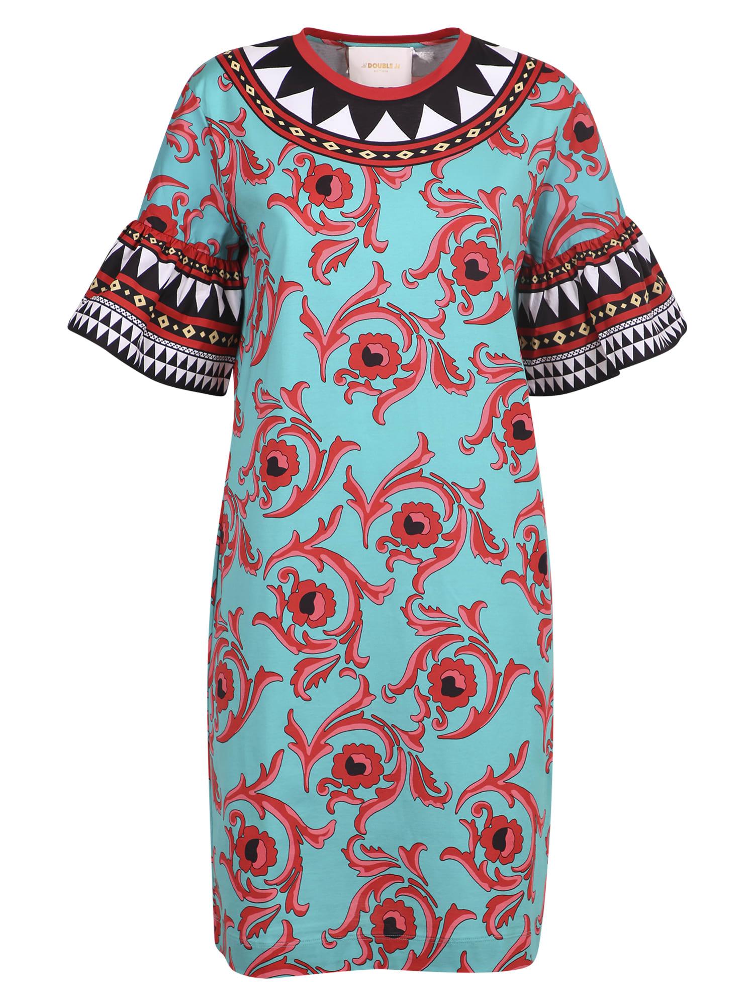 La Doublej PRINTED DRESS
