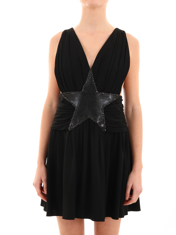 Saint Laurent Dress With Star