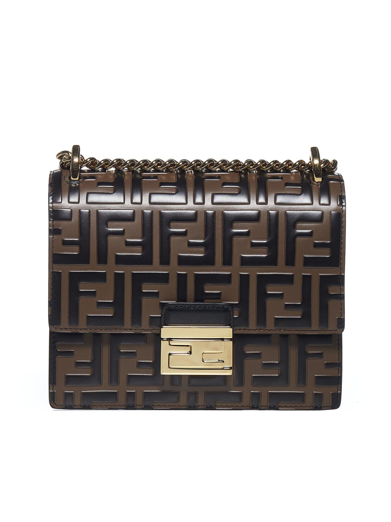 Fendi Leathers SHOULDER BAG