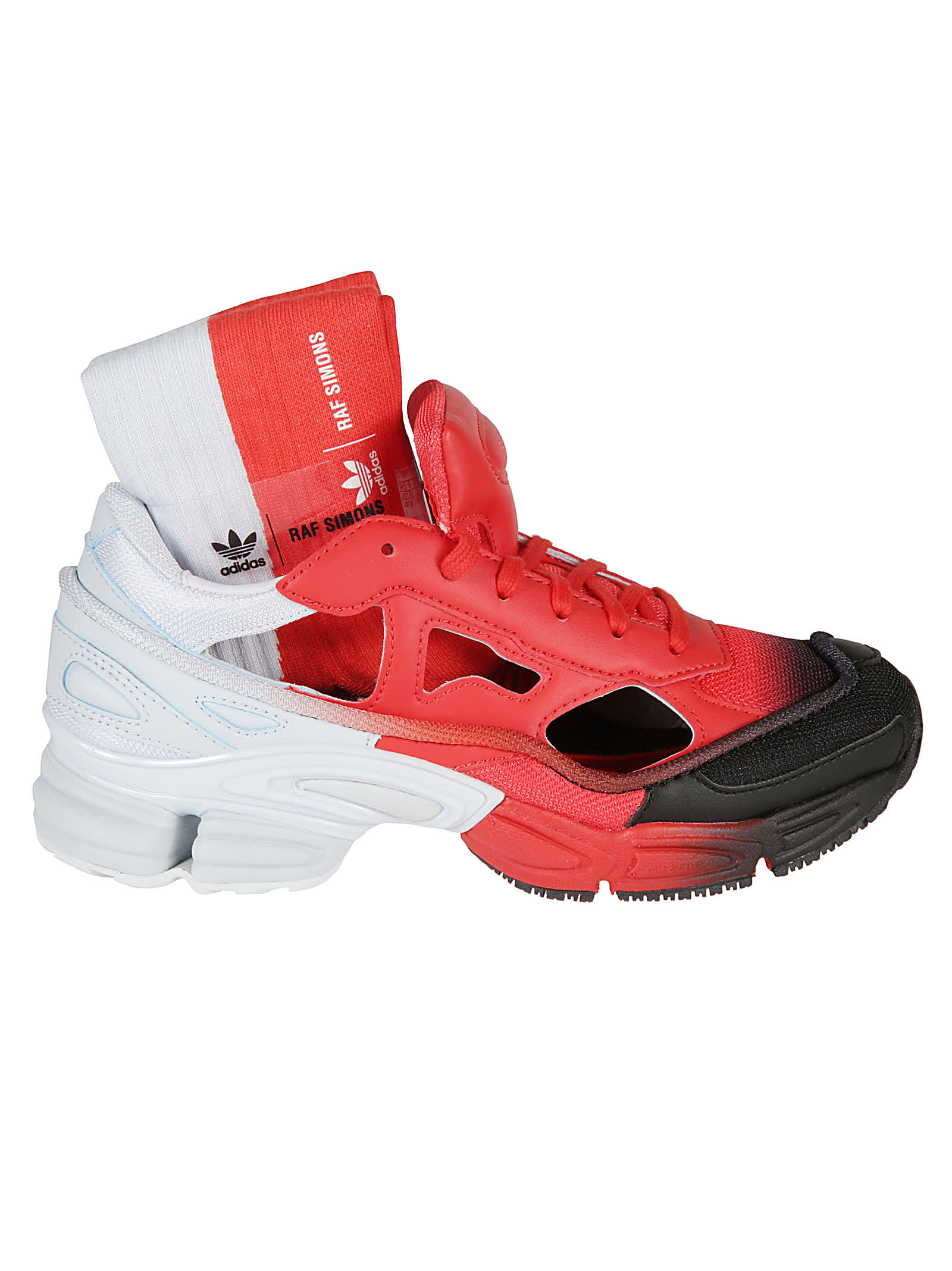 check out cd2d2 72b75 Best price on the market at italist | Raf Simons Raf Simons Raf Simons  Ozweego Sneakers