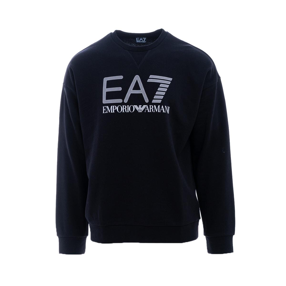 Ea7 Cottons EA7 EA7 COTTON BLEND SWEATSHIRT
