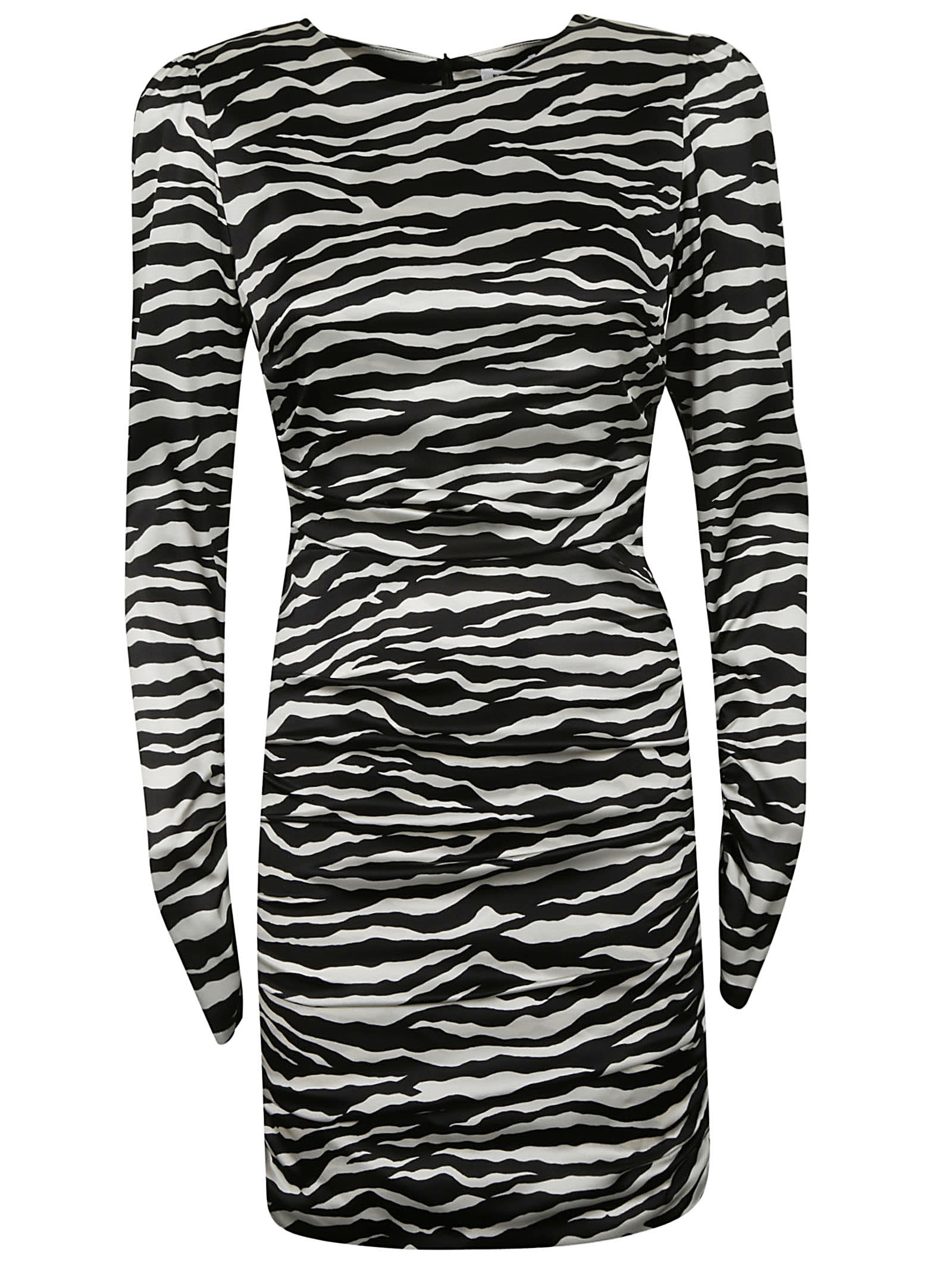 Parosh Zebra Dress