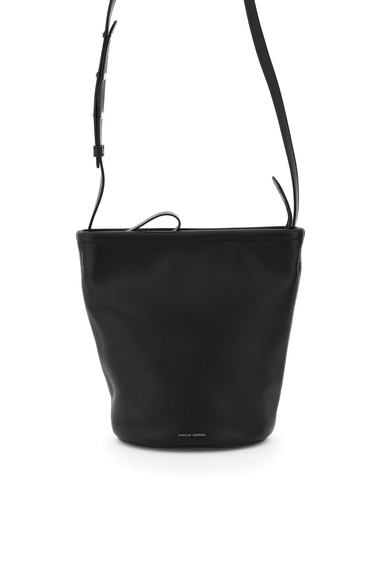 Mansur Gavriel Bucket Bag With Zip