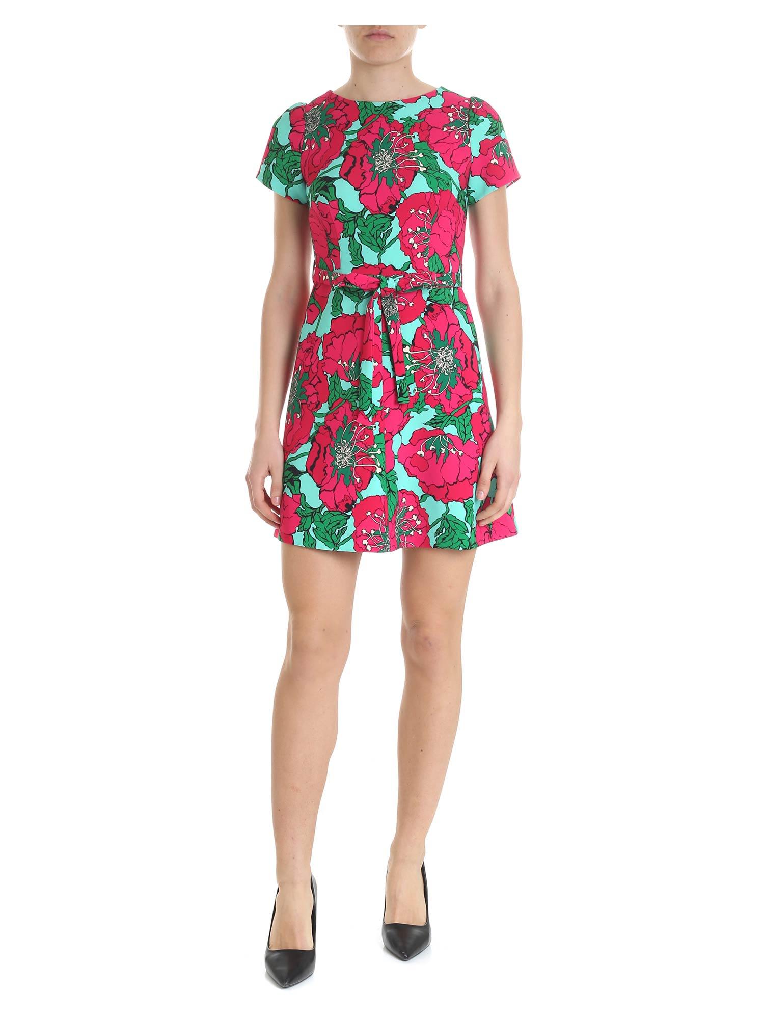 Parosh Peachy Dress