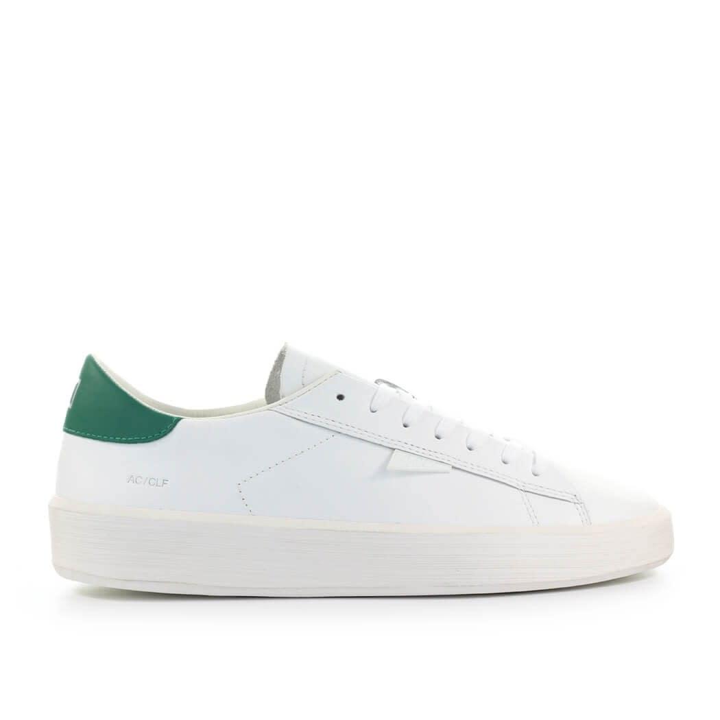 D.a.t.e. D.A.T.E. ACE WHITE GREEN SNEAKER
