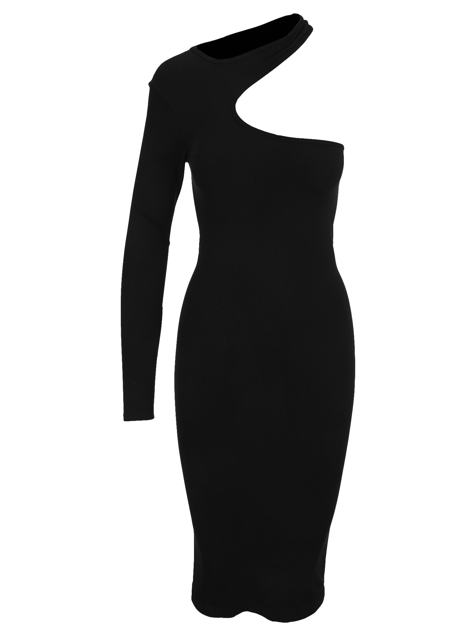 Buy Helmut Lang Cutout Dress online, shop Helmut Lang with free shipping