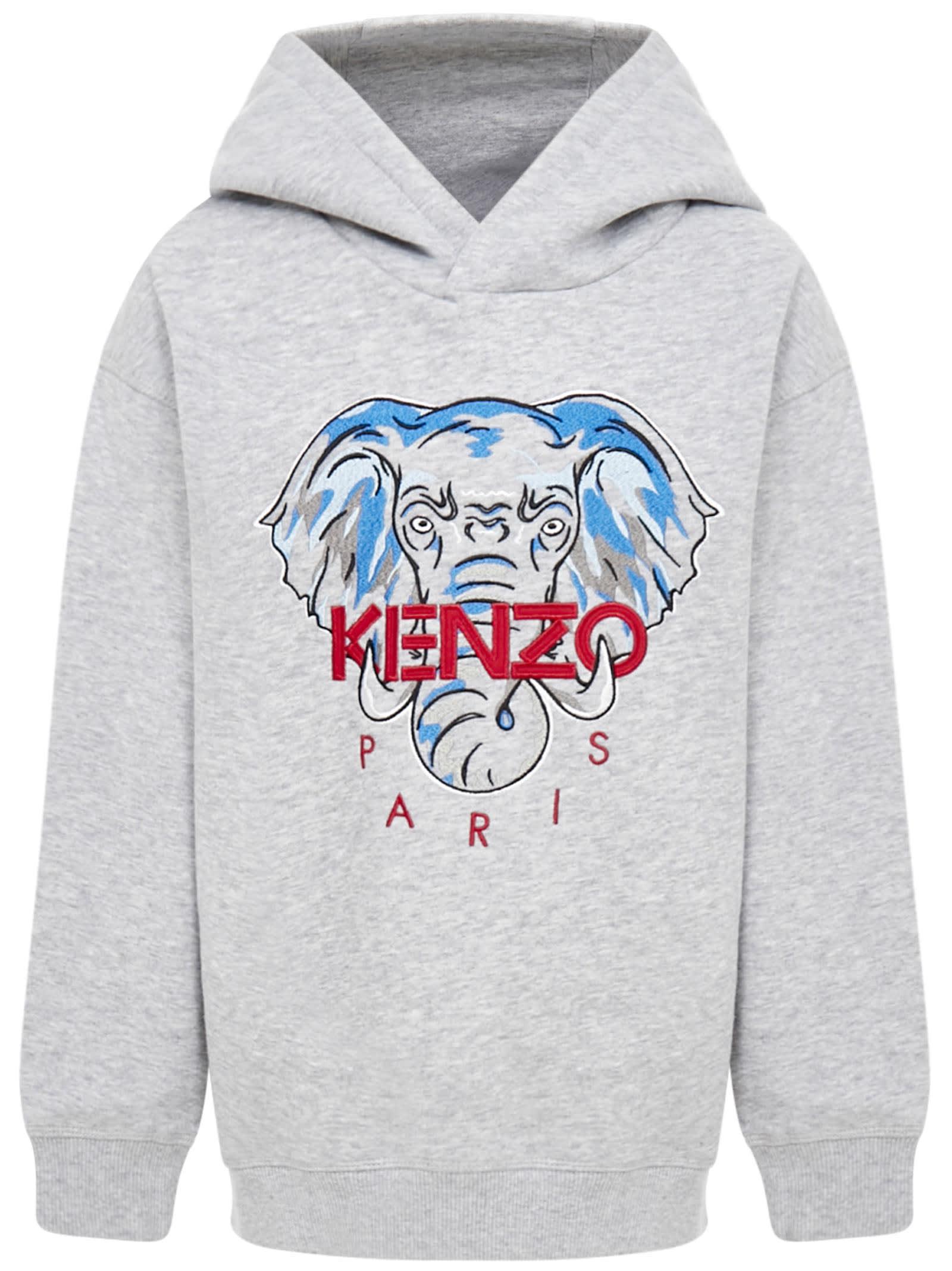 Kenzo Junior Disco Jungle Sweatshirt