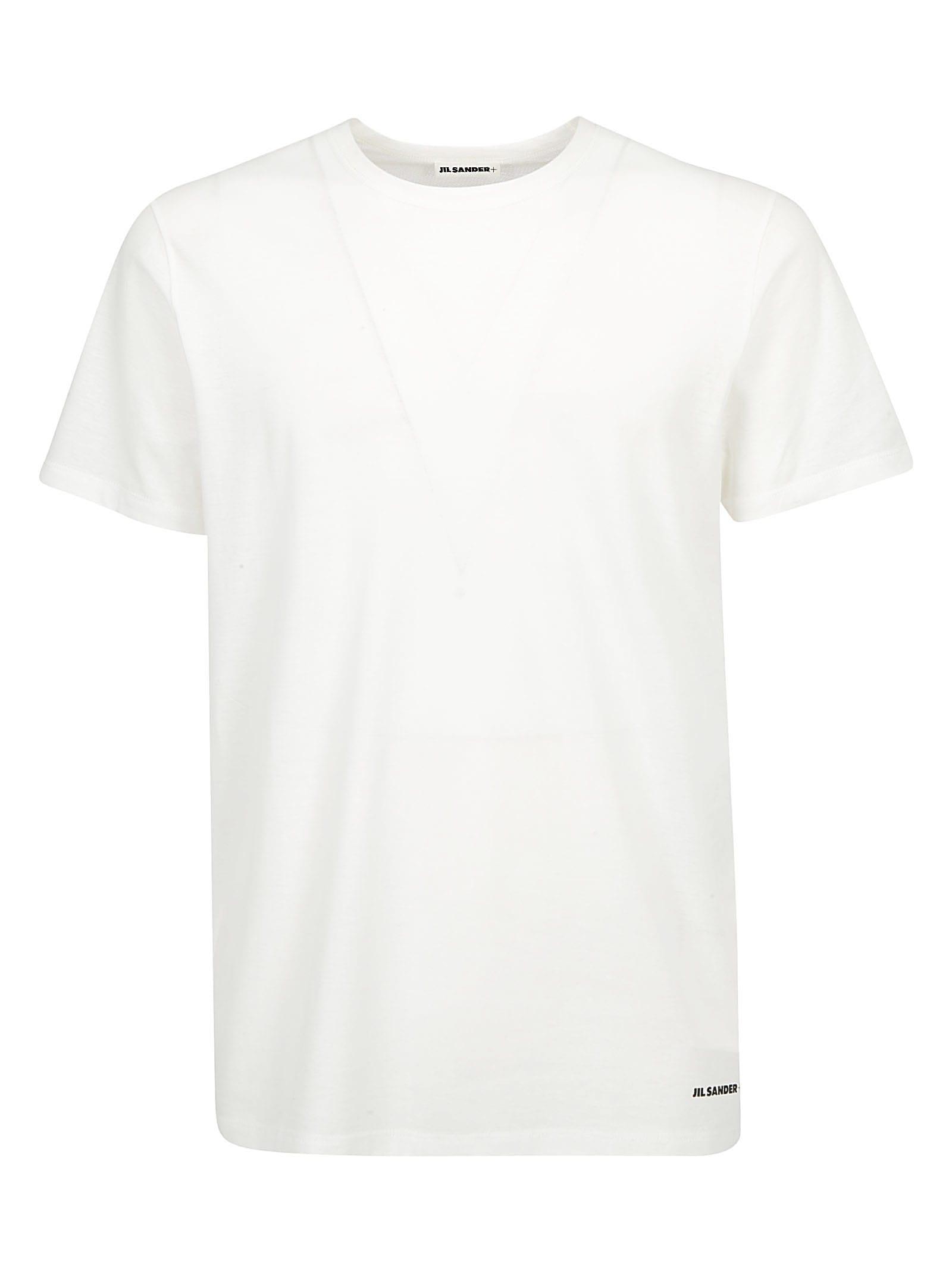 Jil Sander Off-white T-shirt