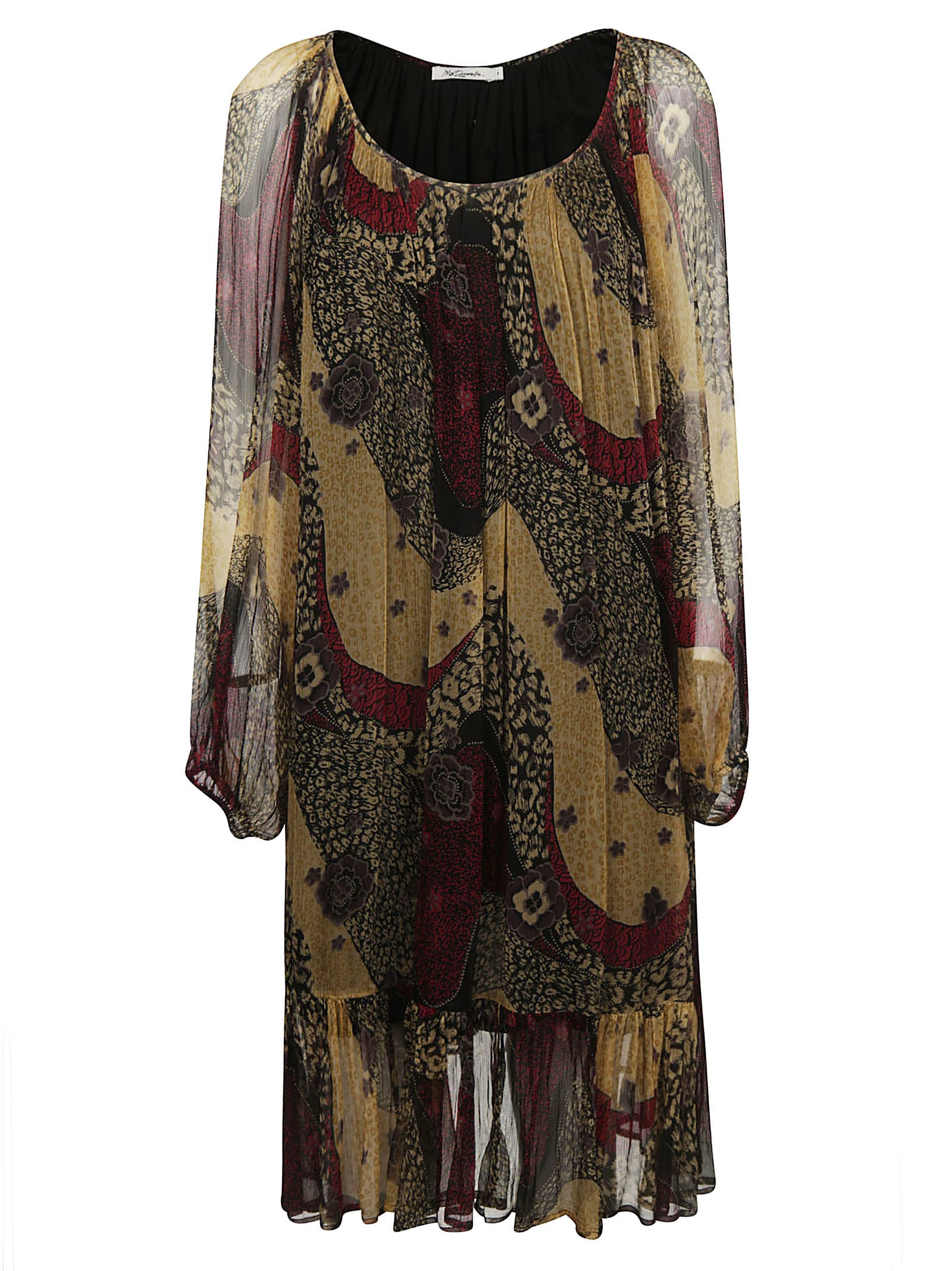 Photo of  Mes Demoiselles Printed Dress- shop Mes Demoiselles  online sales