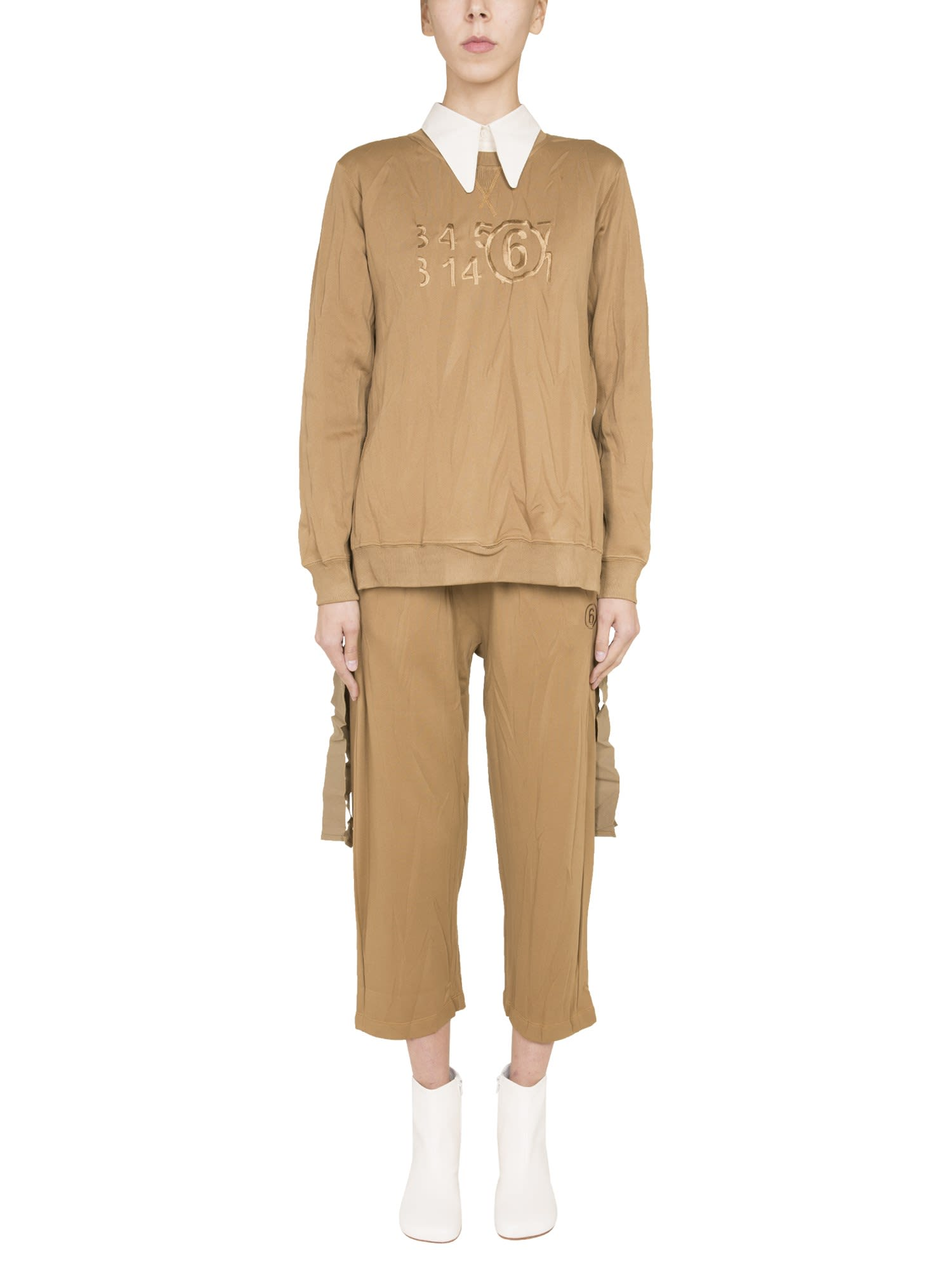 MM6 MAISON MARGIELA OVERSIZE FIT SWEATSHIRT