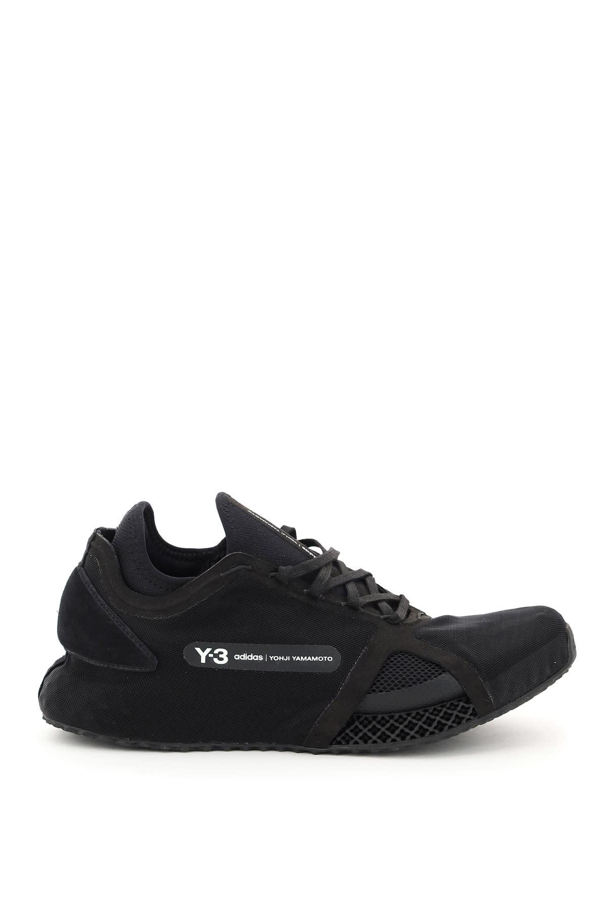 Y-3 Activewears RUNNER 4D IOW SNEAKERS