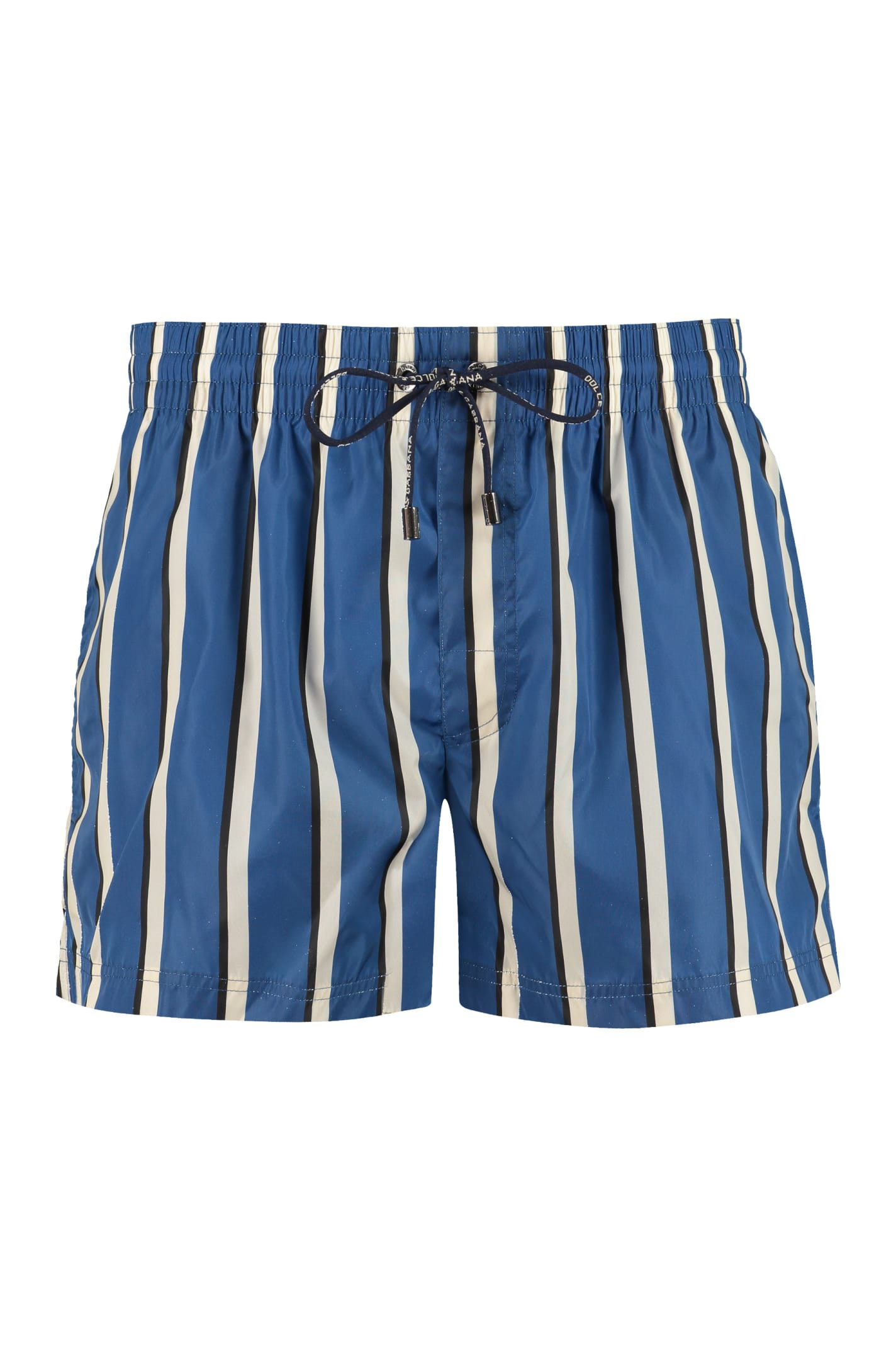 Dolce & Gabbana Beachwears PRINTED SWIM SHORTS