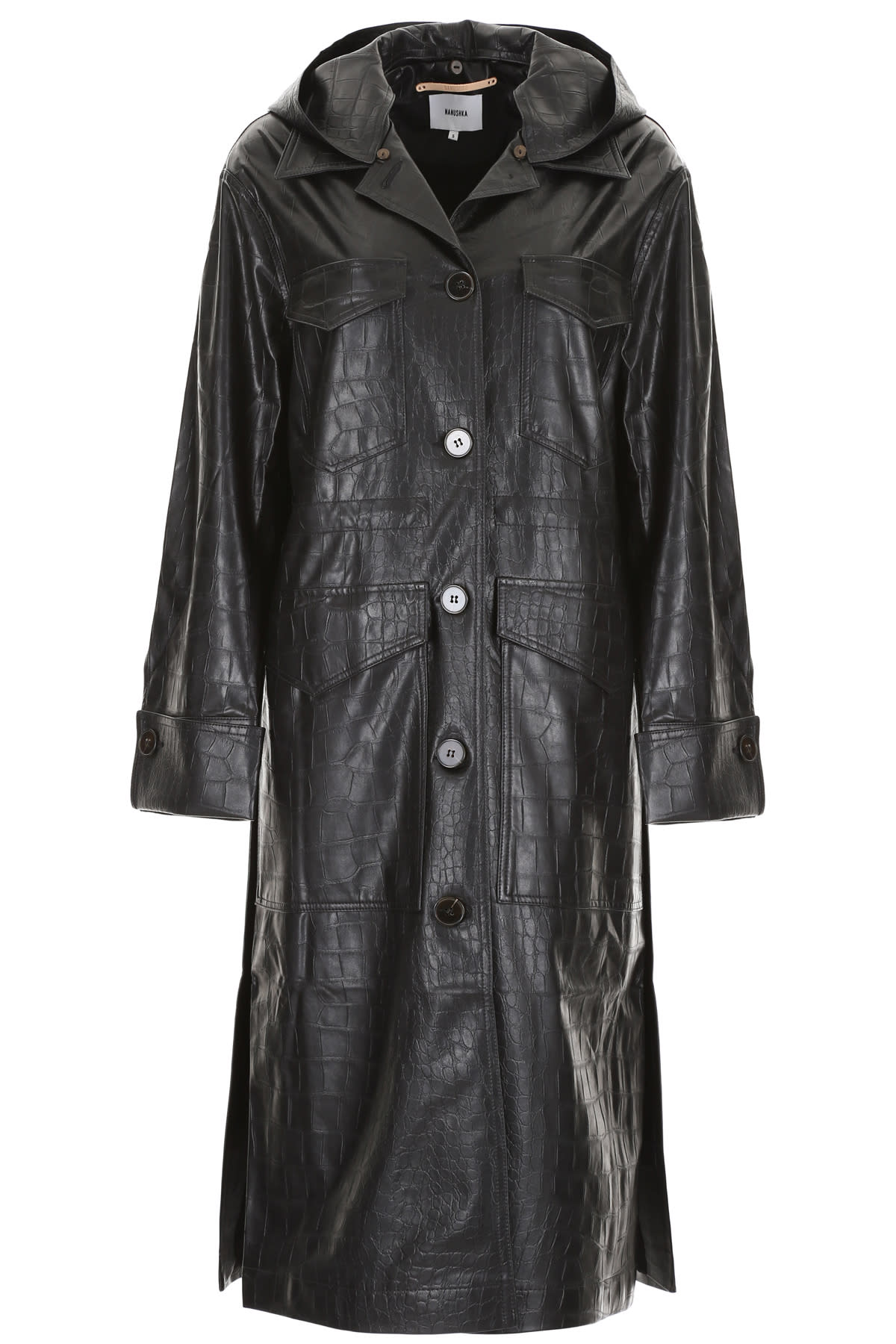Nanushka Gus Coat