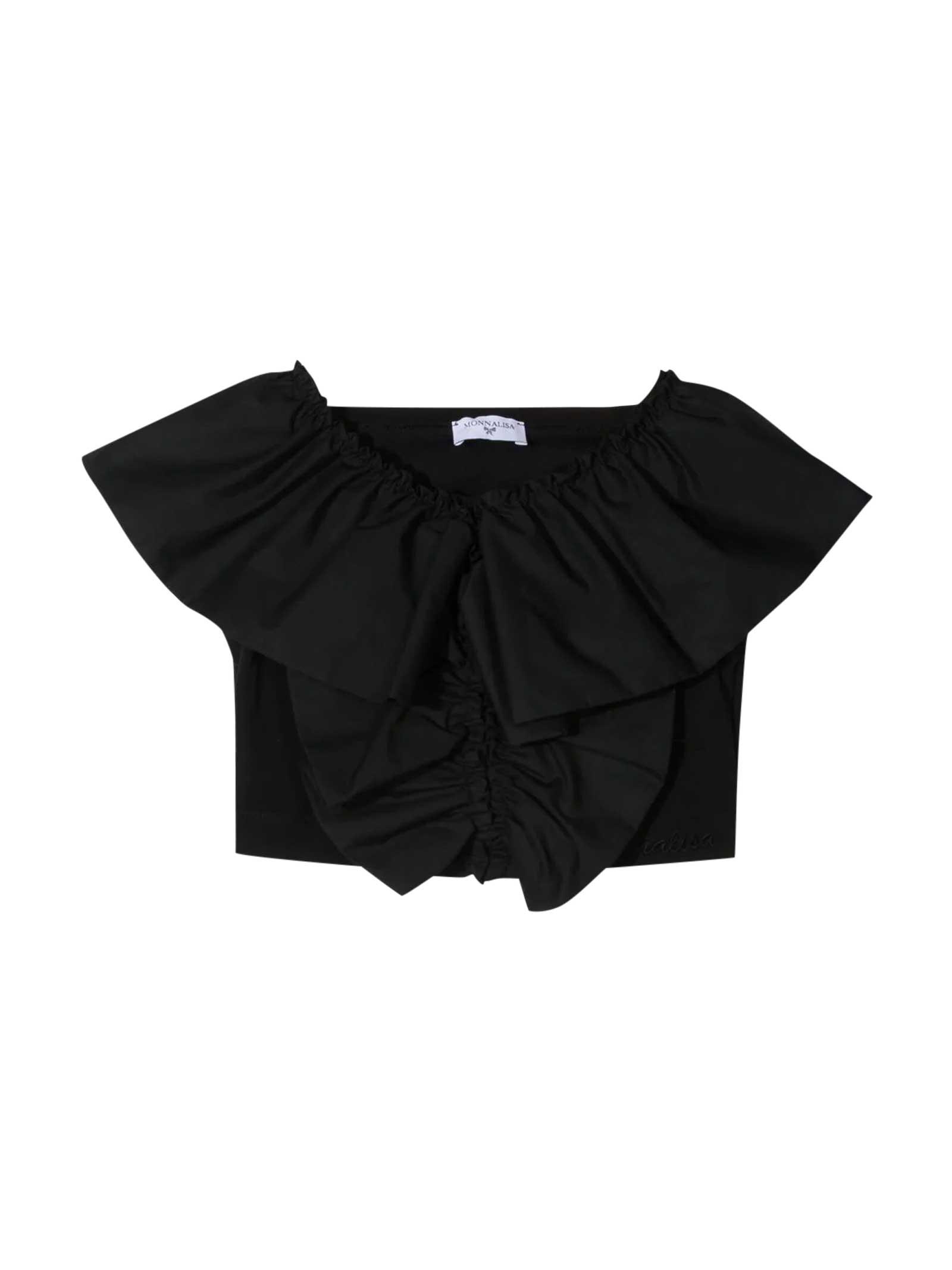 Monnalisa BLACK TOP