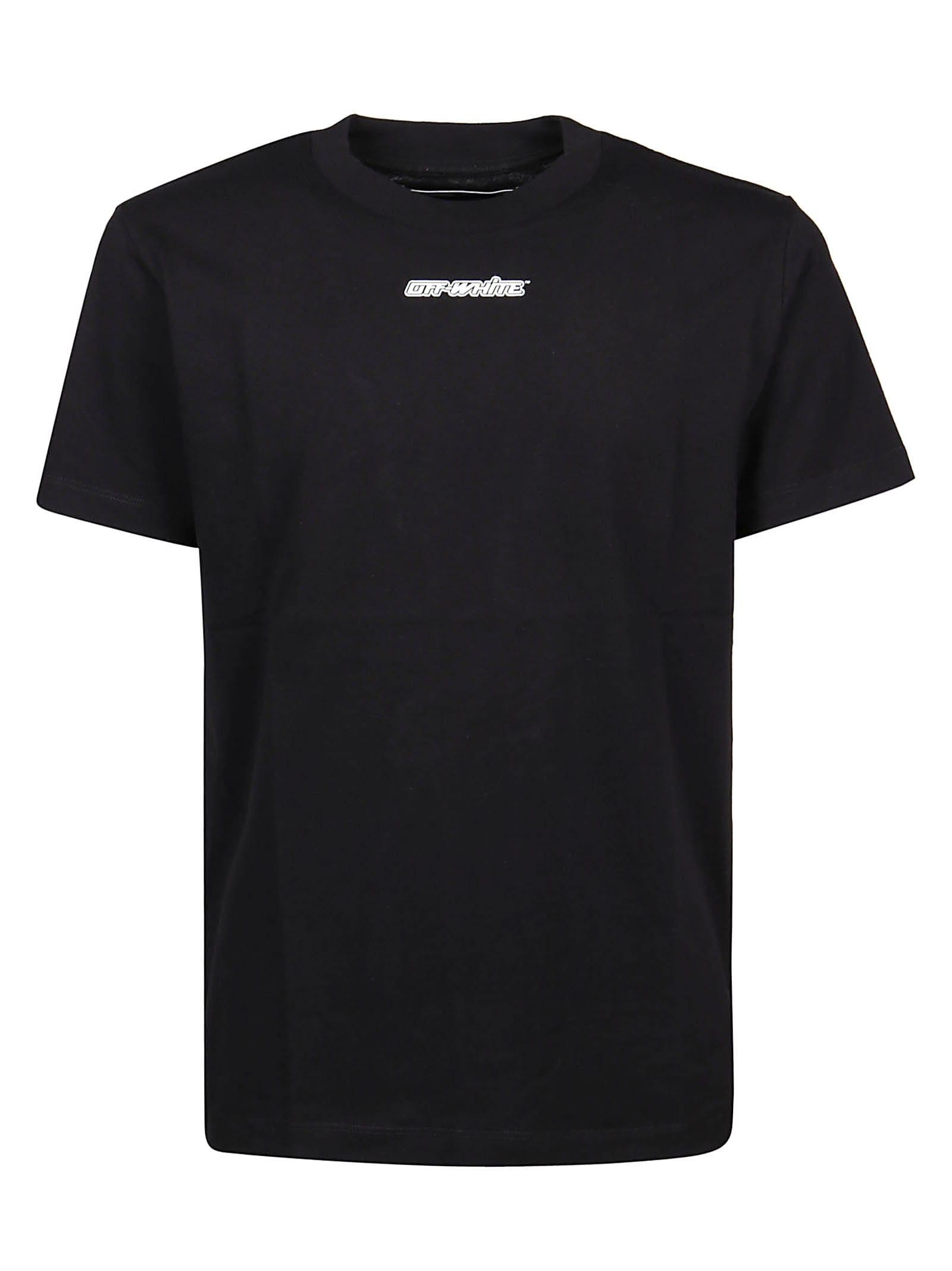 Off-White T-shirt Marker S/s Slim
