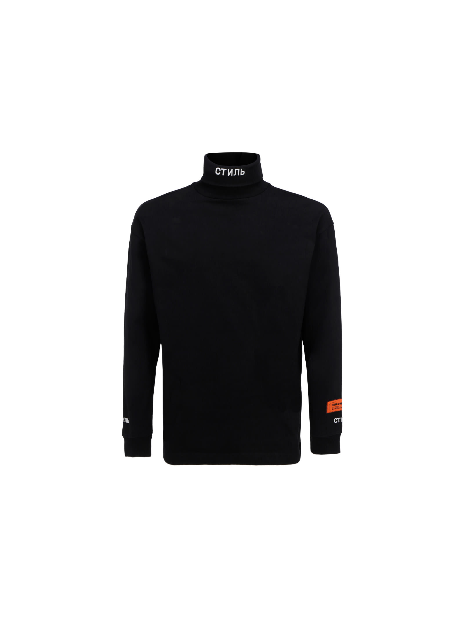 Heron Preston Cottons HERON PRESTON SWEATSHIRT
