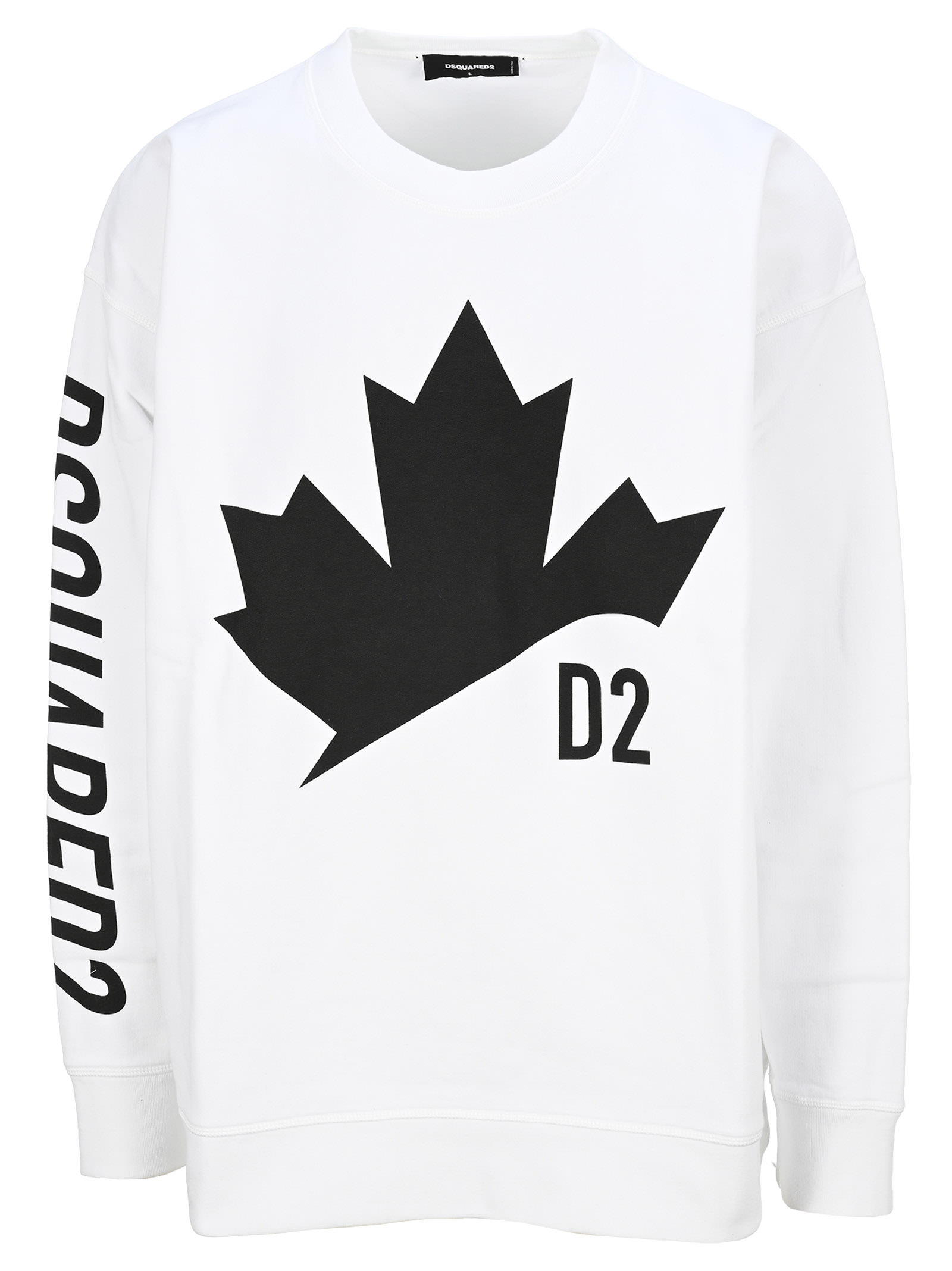 Dsquared2 Cottons D SQUARED CANADA FLEECE