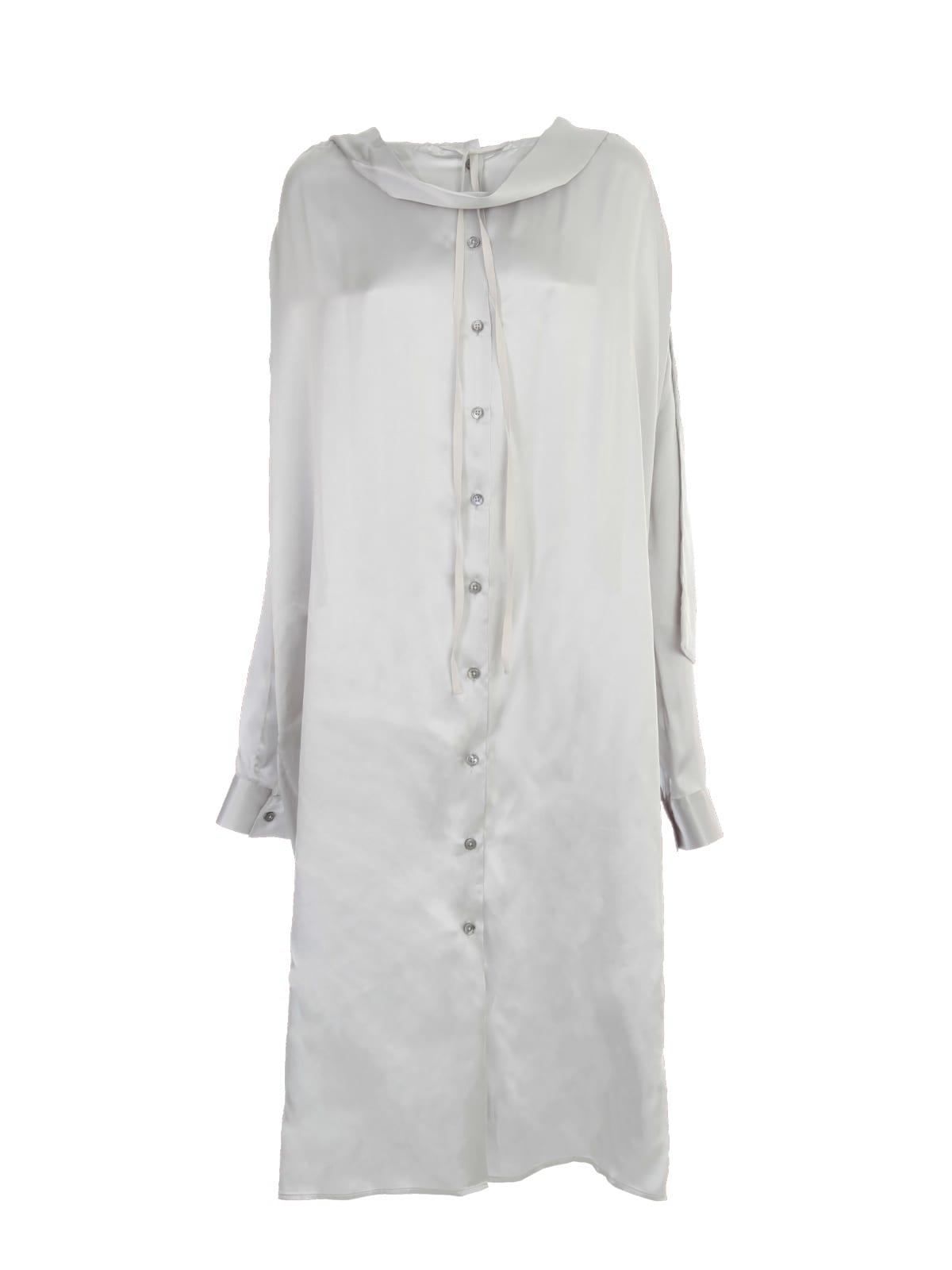 Buy Ann Demeulemeester Dress Silk online, shop Ann Demeulemeester with free shipping