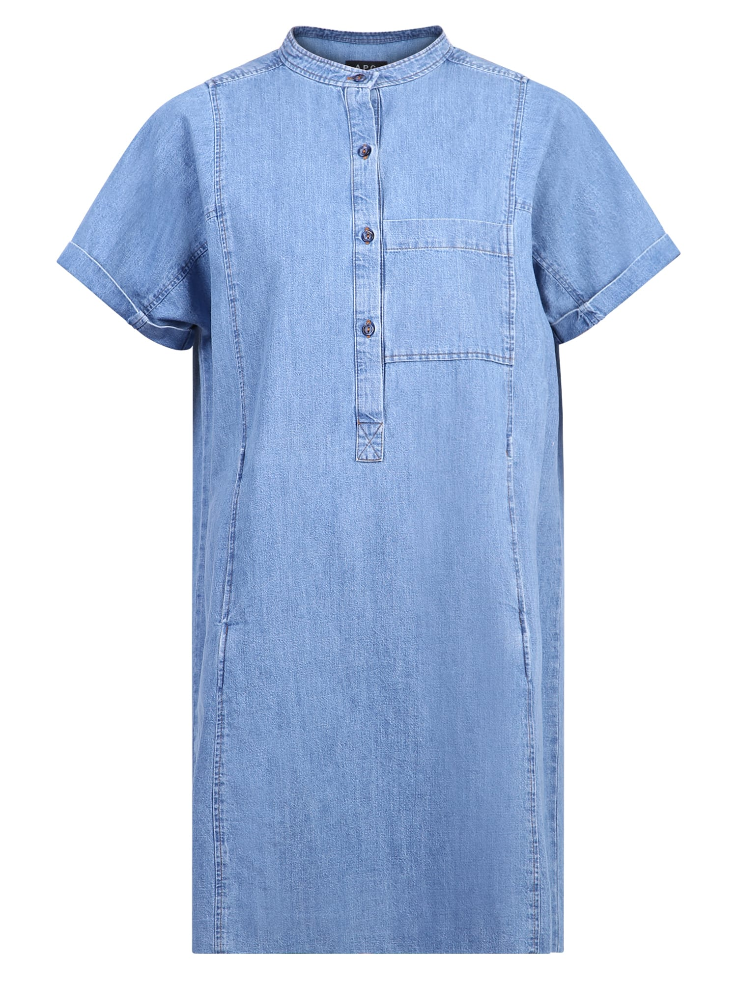 Buy A.P.C. Relaxed Fit Dress online, shop A.P.C. with free shipping