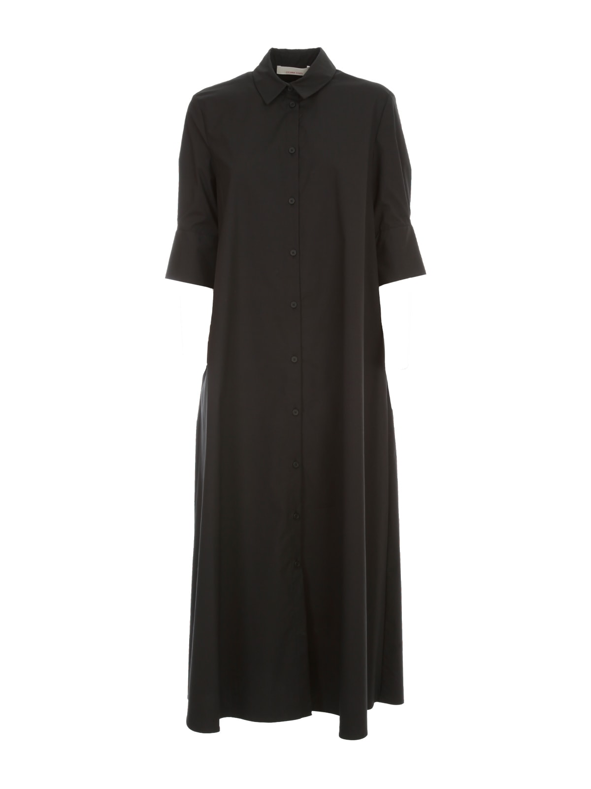 Buy Liviana Conti Long Chemisier Dress 3/4s A Line online, shop Liviana Conti with free shipping