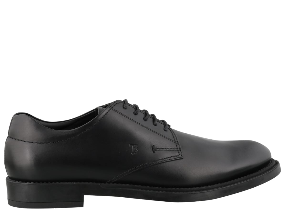 Tods 62c Derby Laced Up Shoes