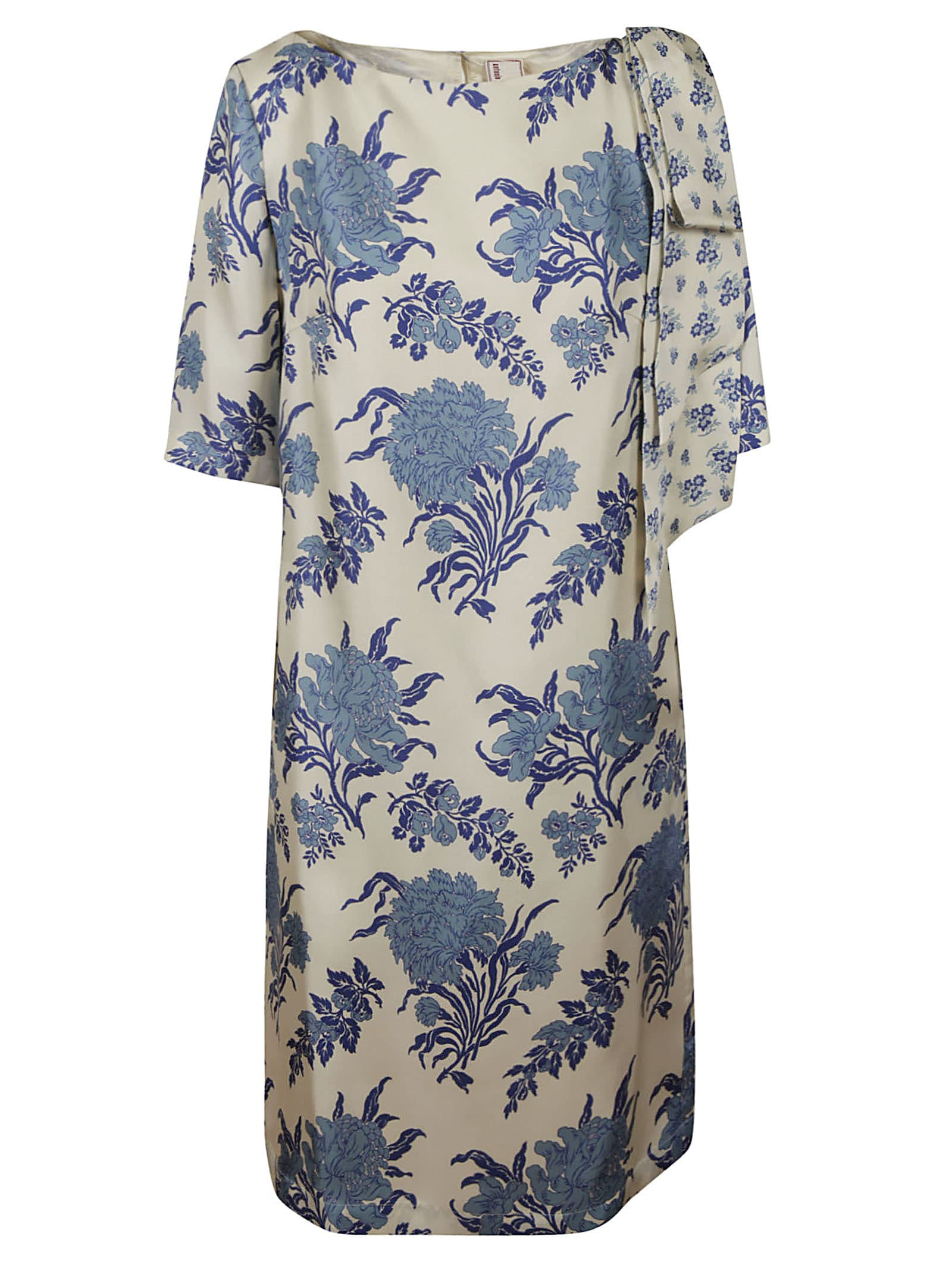Buy Antonio Marras Fantasy Coral Dress online, shop Antonio Marras with free shipping