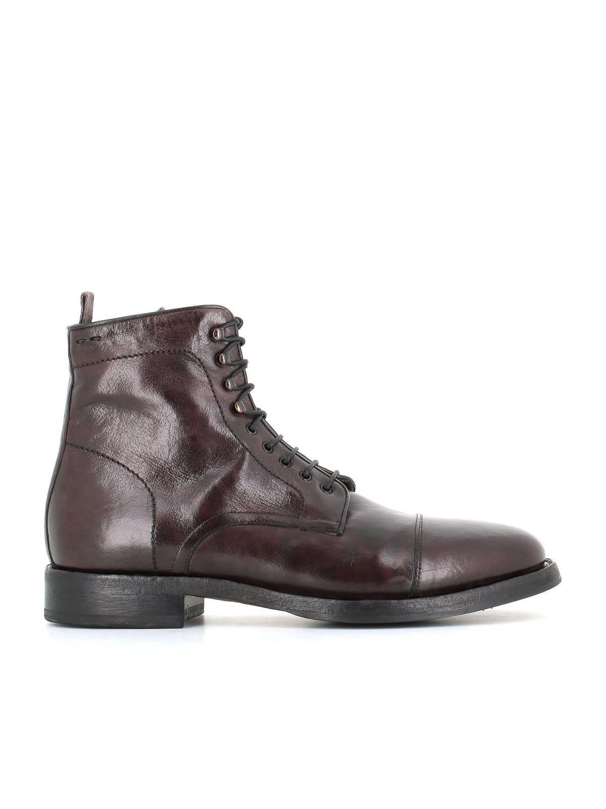 Lace-up Boot 60017