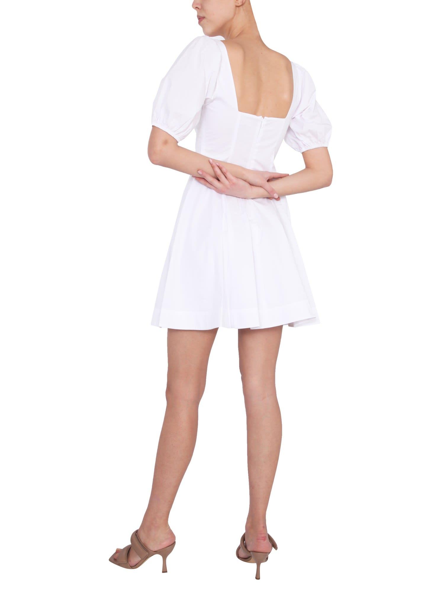 Buy STAUD Laelia Midi Dress online, shop STAUD with free shipping