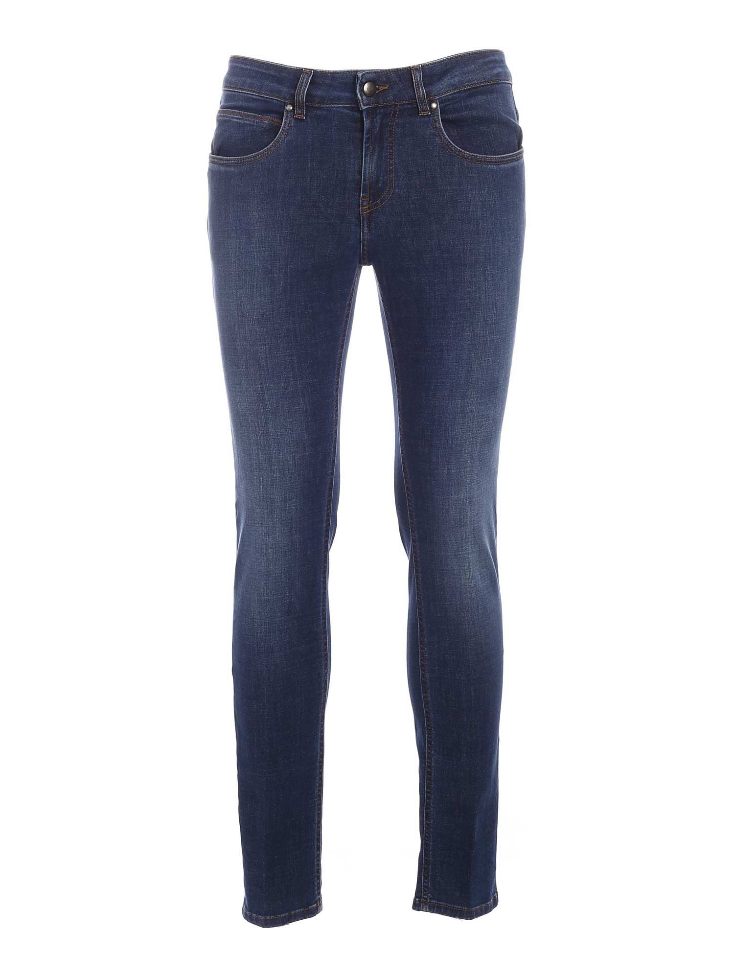 Fay Jeans In Blue