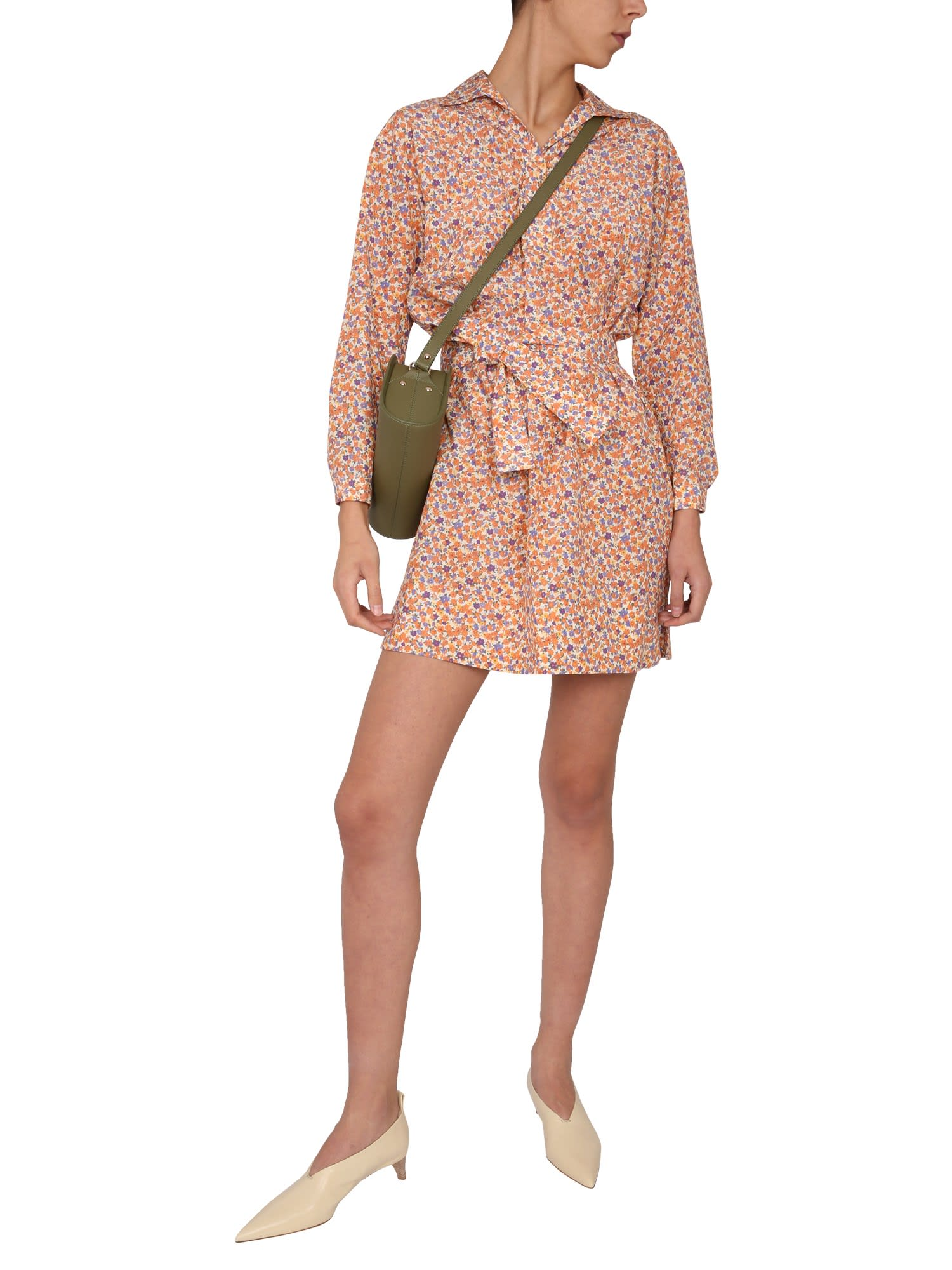 Buy A.P.C. Melissa Dress online, shop A.P.C. with free shipping