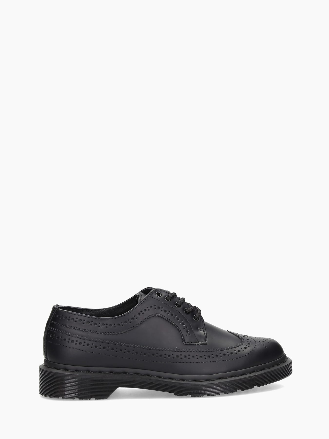 Dr. Martens Shoes 3989 MONO BLACK SMOOTH