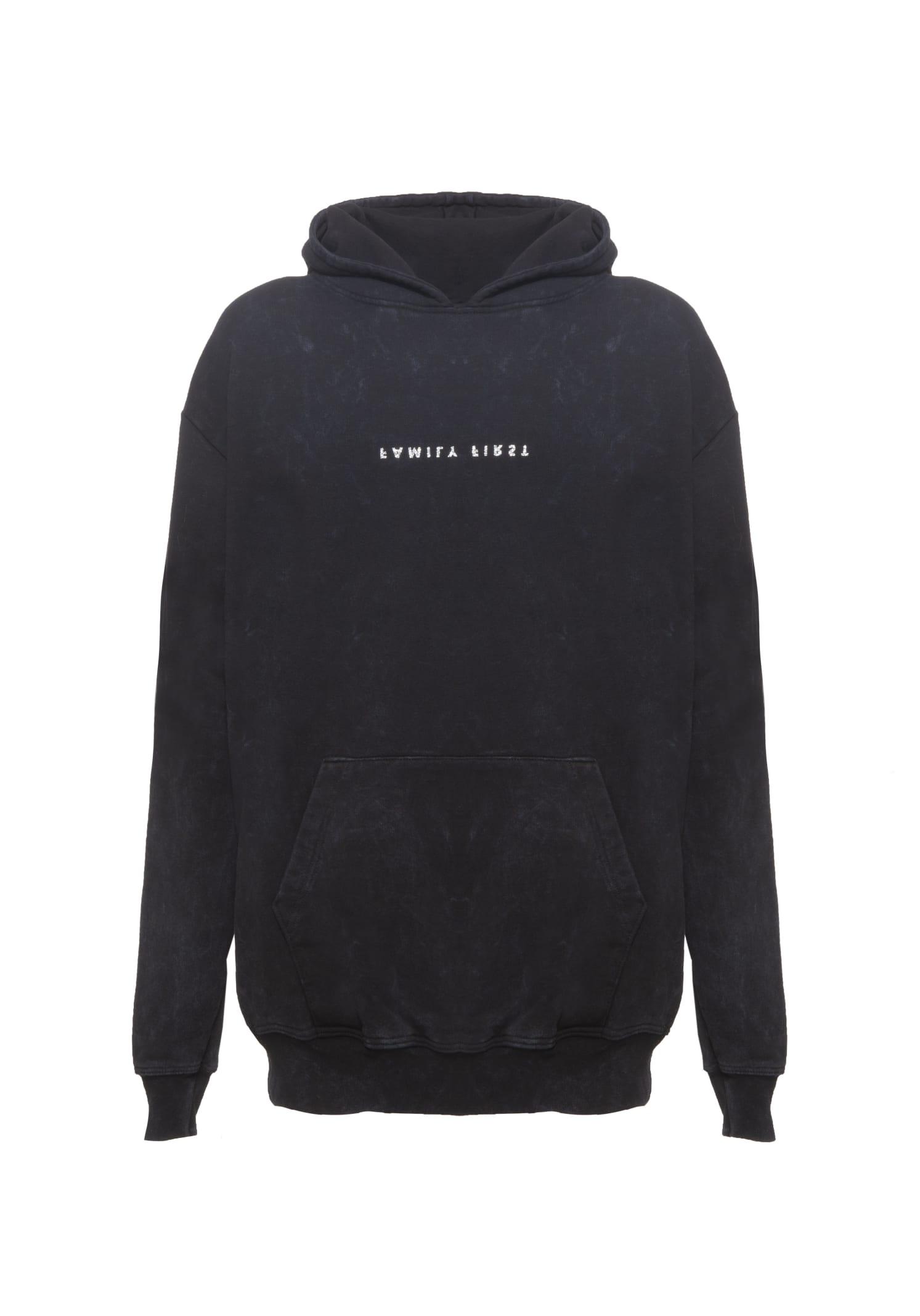 Hoodie Basic Black