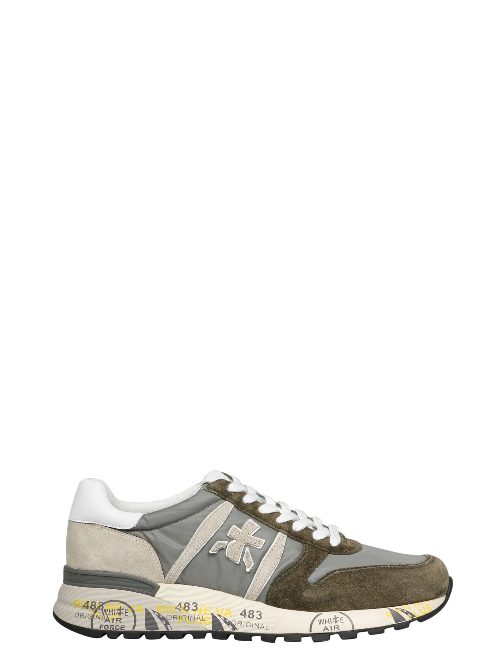 Premiata Shoes LANDER SNEAKERS