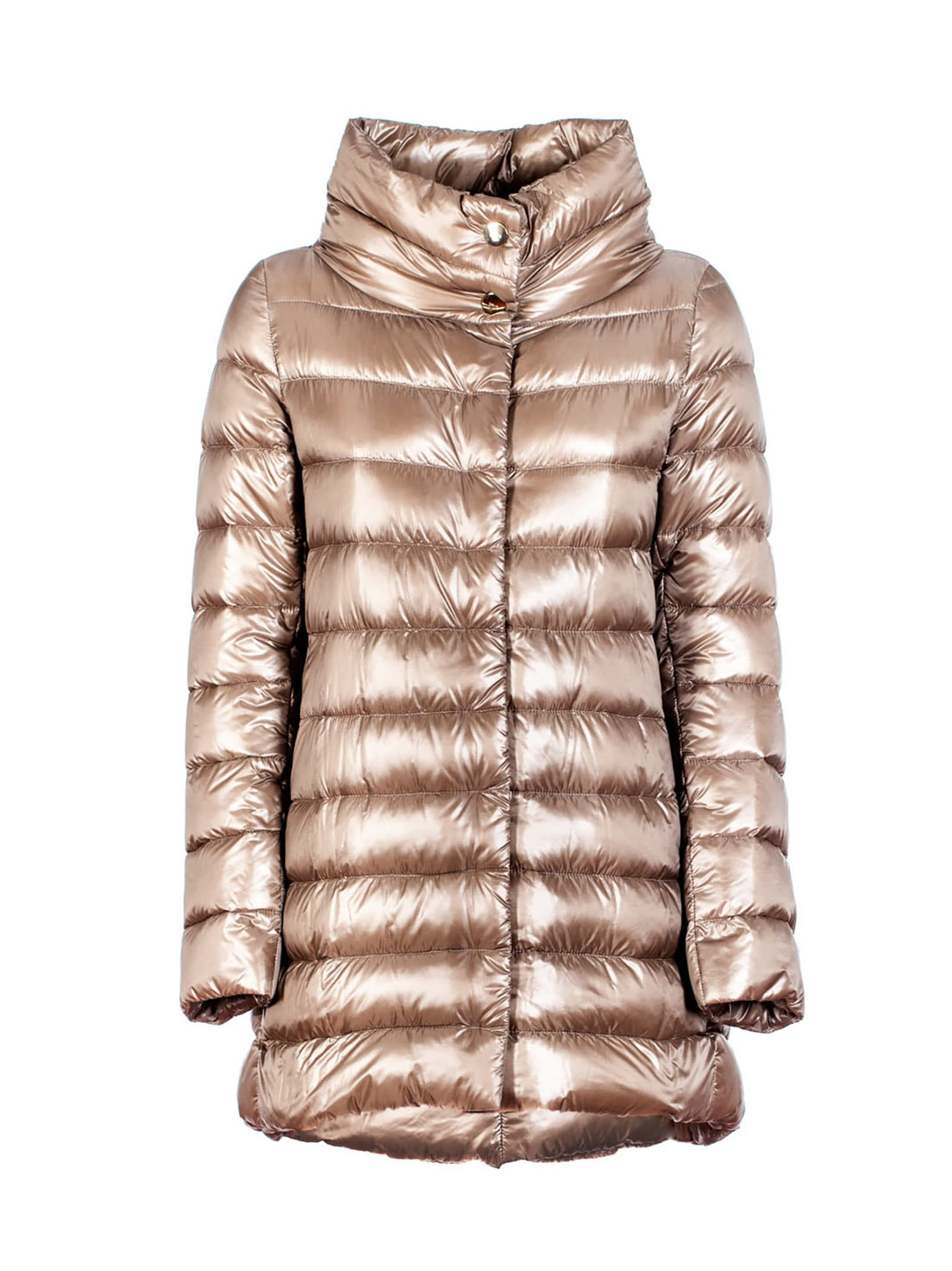 df1c31400 Herno Funnel Neck Down Jacket