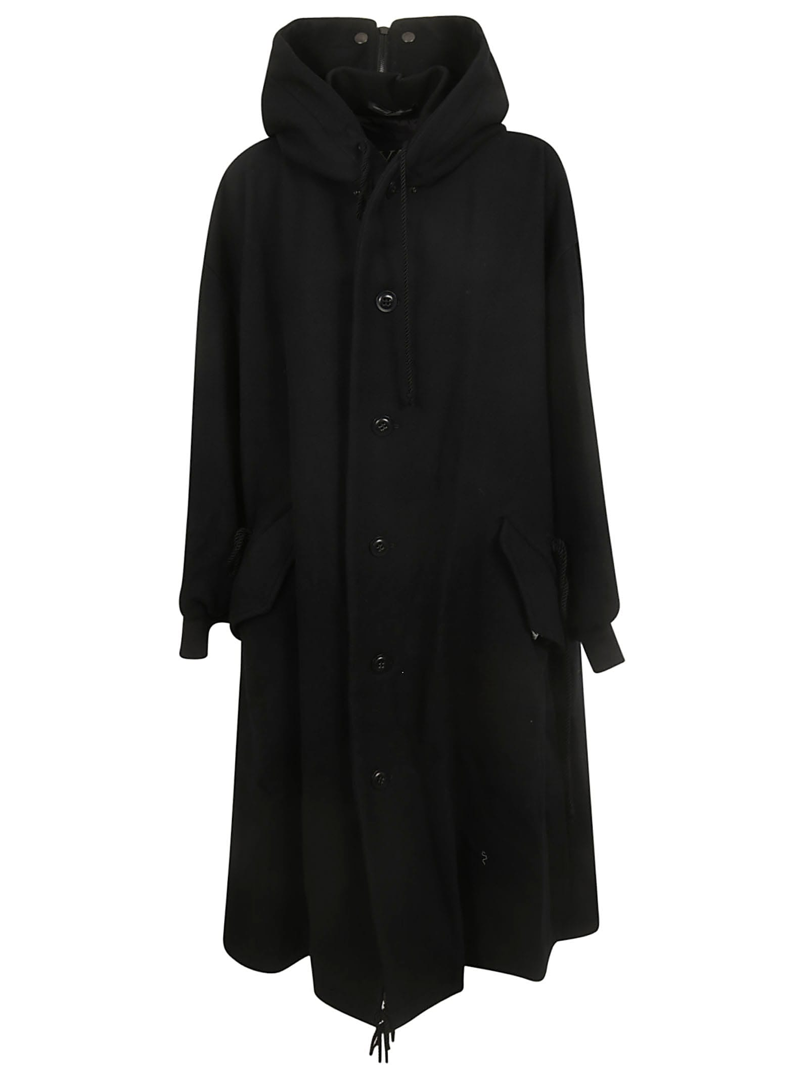 Photo of  Ys Button-up Coat- shop Ys jackets online sales