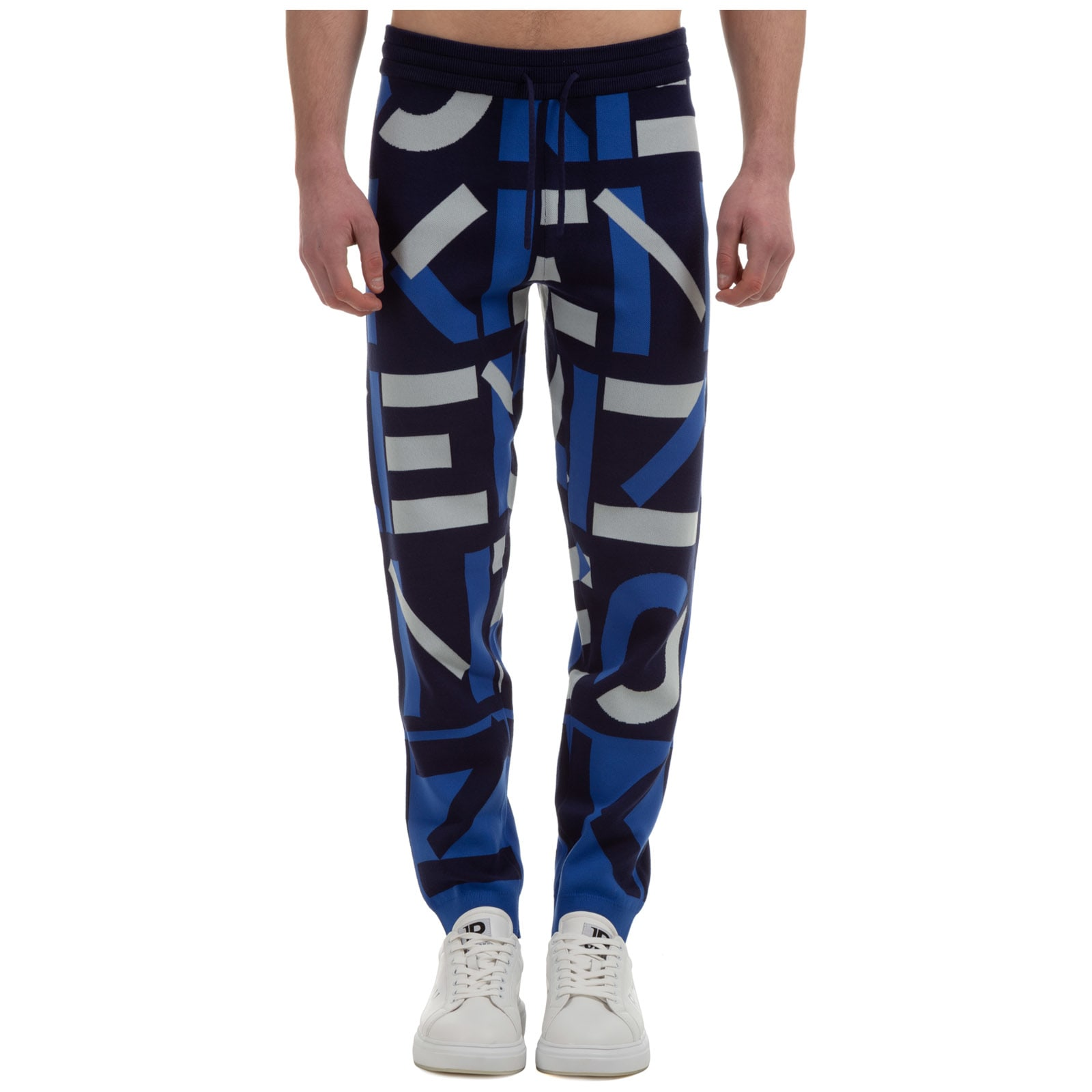 Kenzo Cottons TIGER CREST TRACKSUIT BOTTOMS