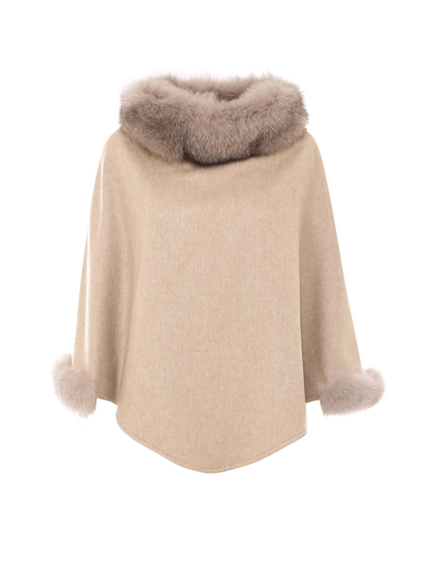 Max Mara Furs CAPE