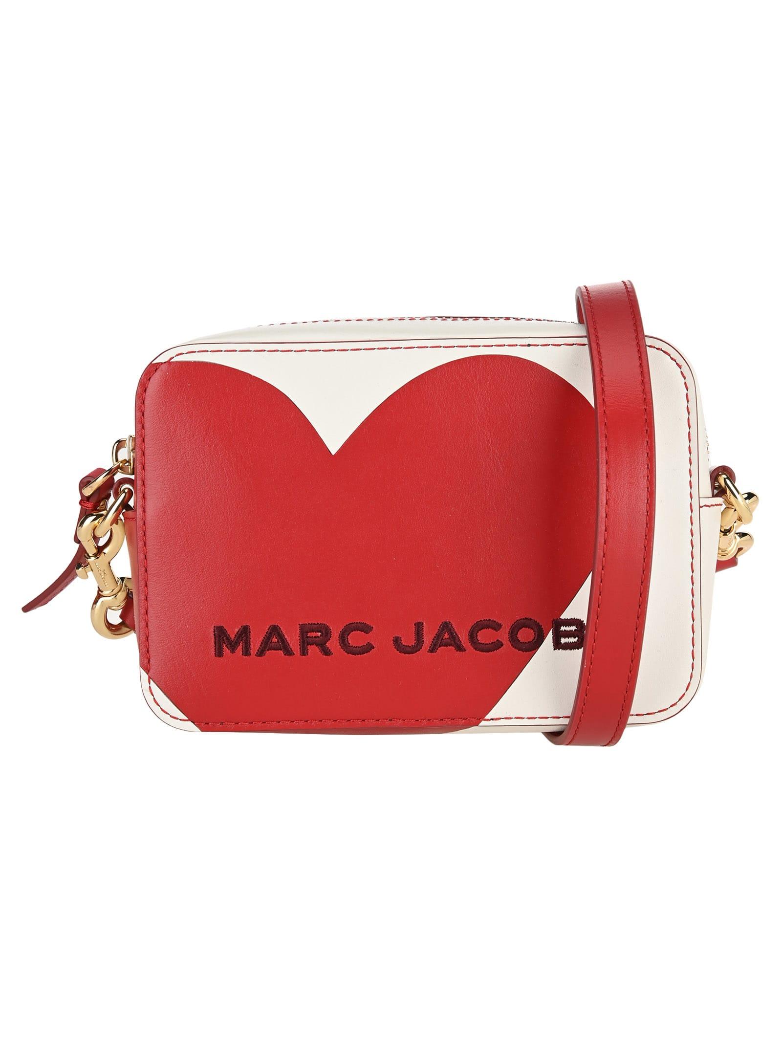 Marc Jacobs HEART CROSSBODY BAG