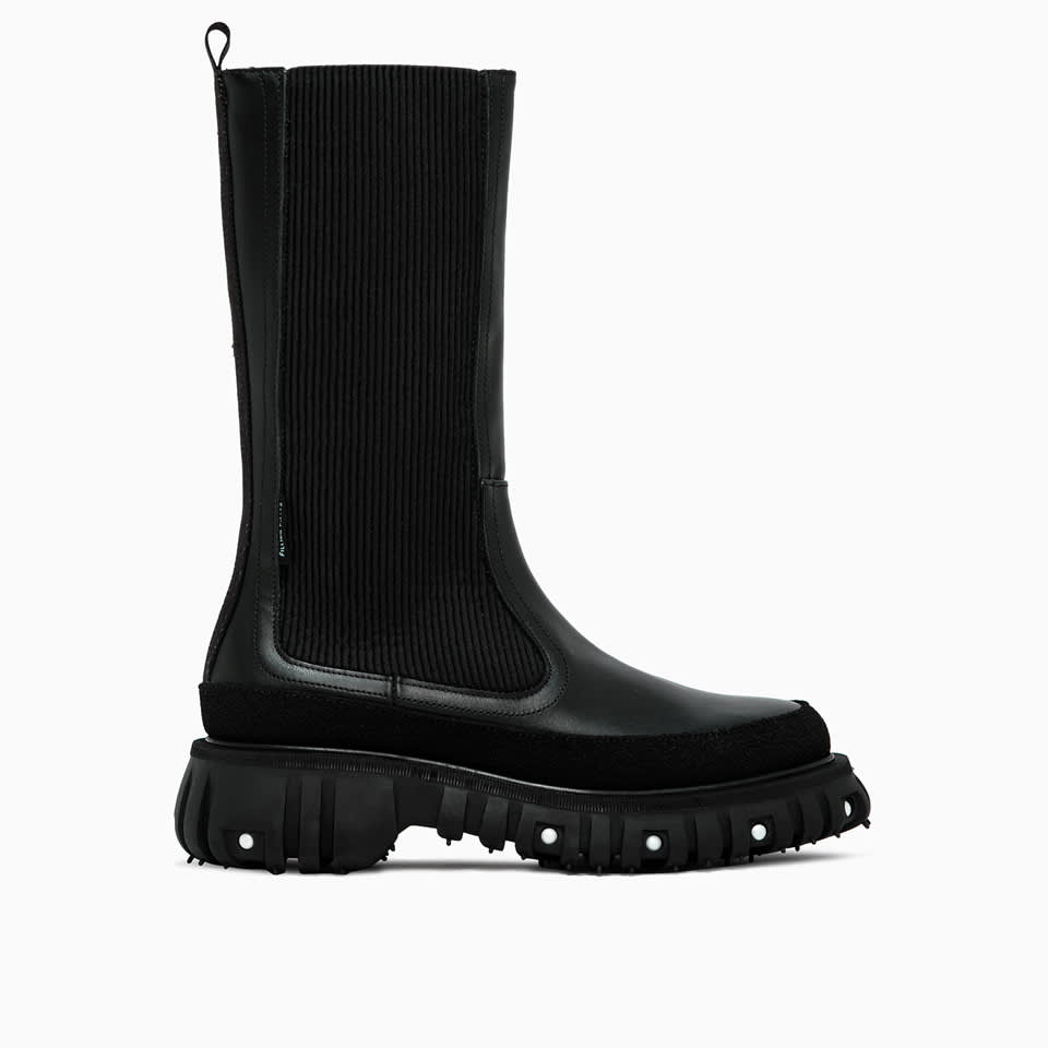 Massive Rain Boot Ankle Boots 510229418610