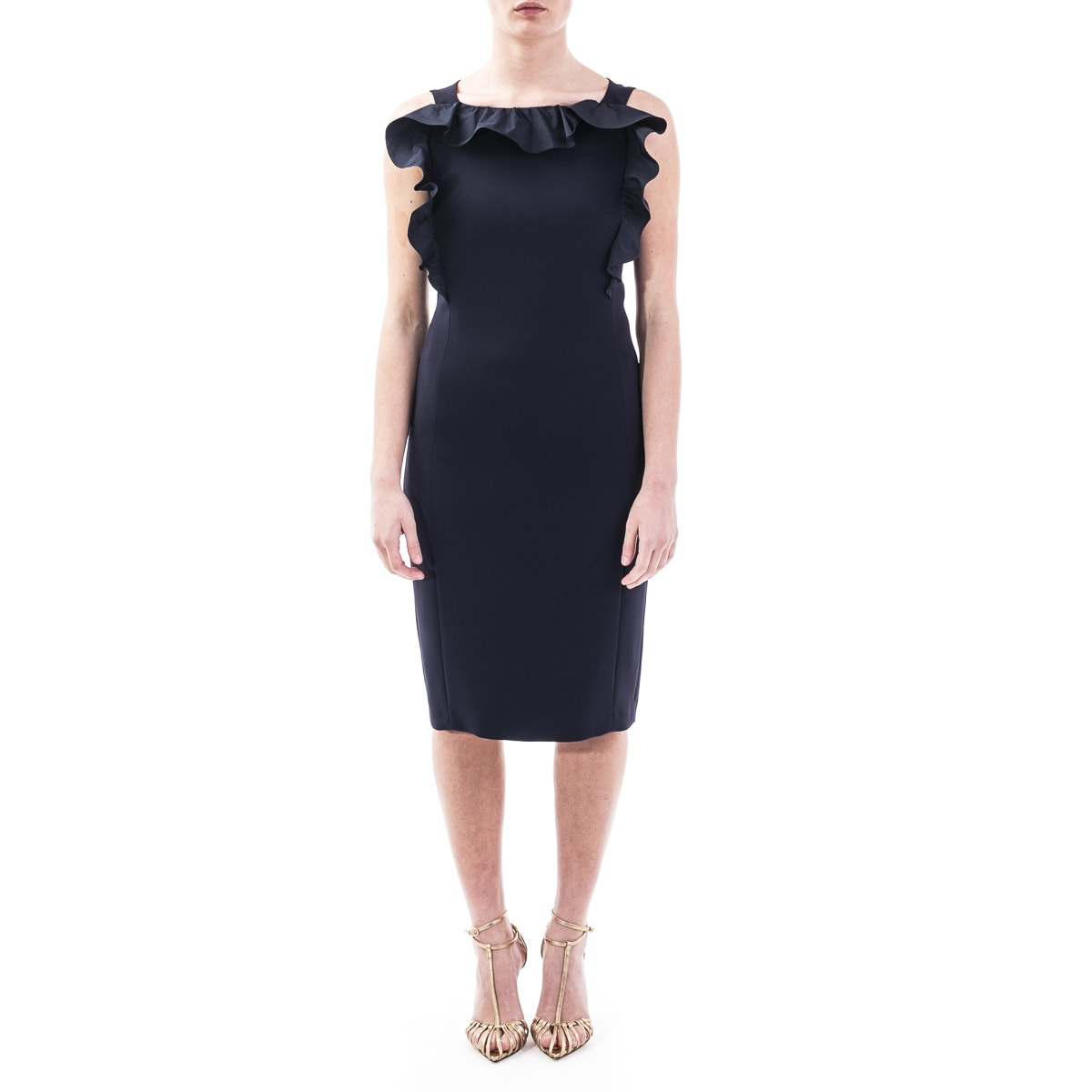 Buy Max Mara Studio Lastra Dress online, shop Max Mara Studio with free shipping