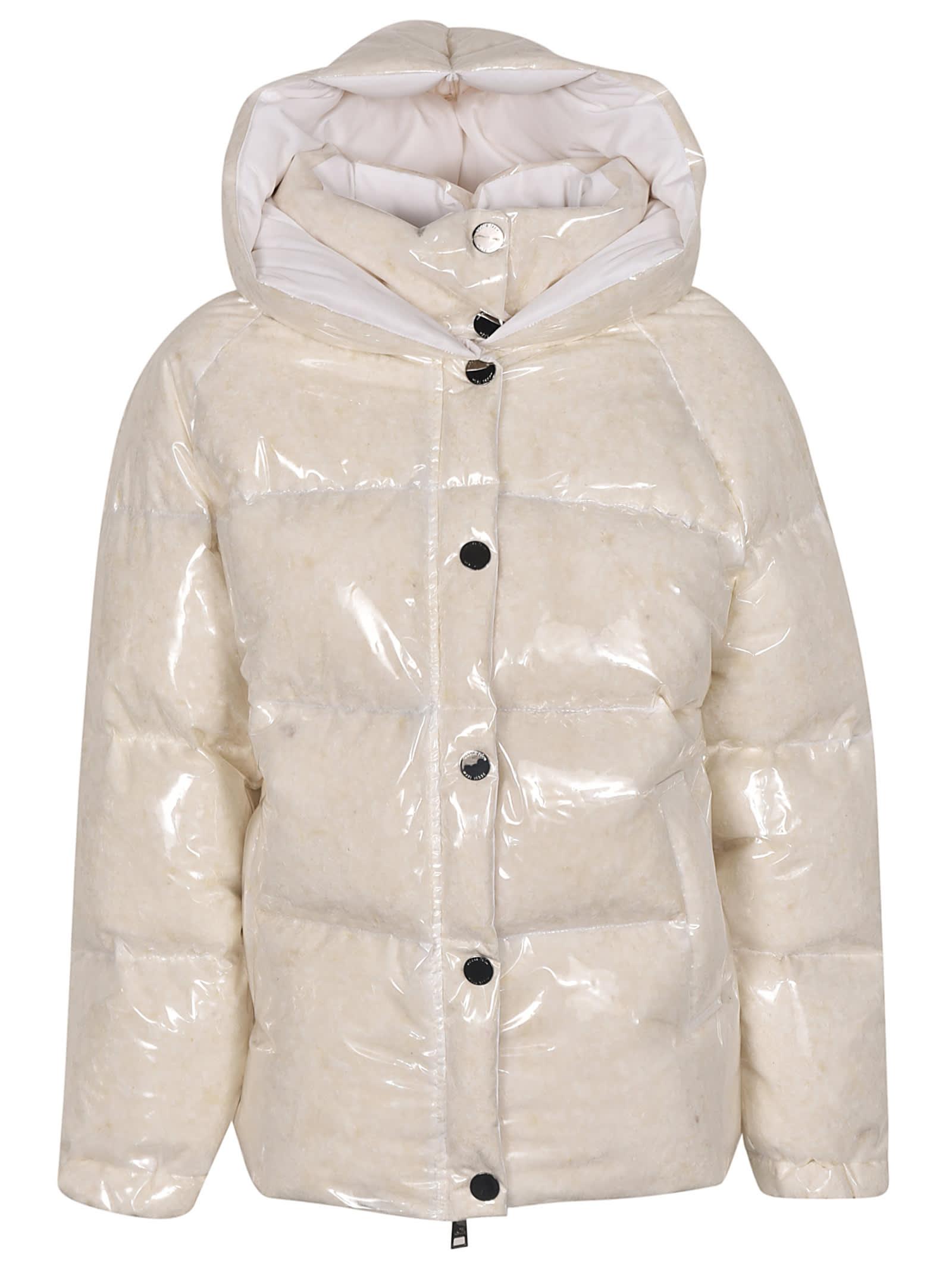 Le Kasha Transparent Down Jacket